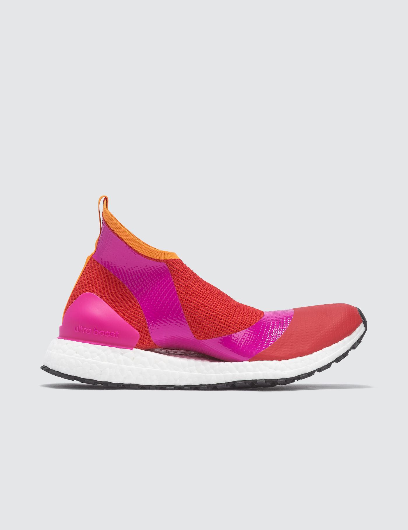 Lyst Adidas By By By Stella Mccartney Ultraboost X Atr in Rose ca17b4