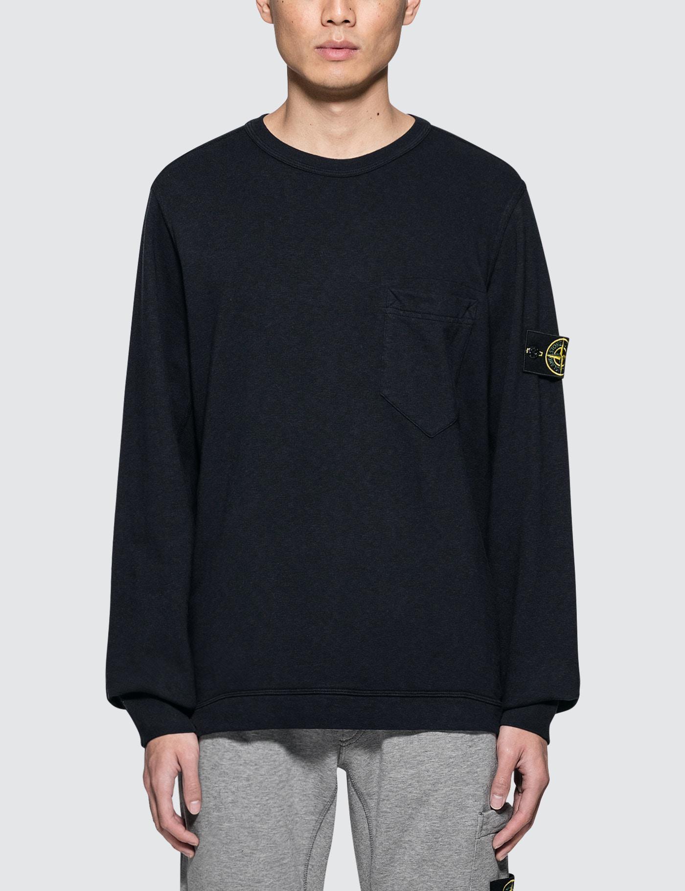 Lyst stone island sweatshirt for men for Stone island bedding
