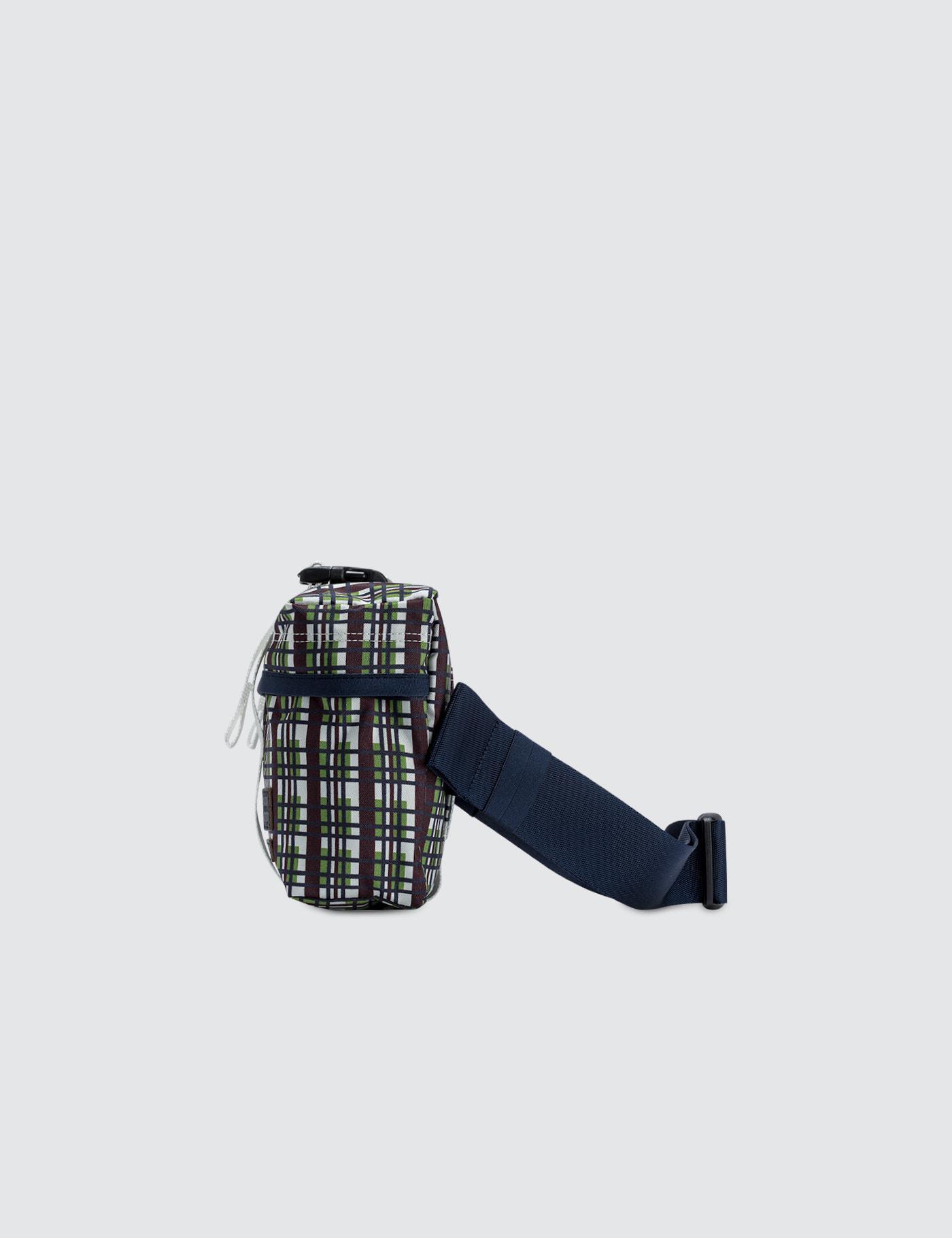 406fe21e980f Lyst - Marni X Porter Bum Bag in Blue for Men