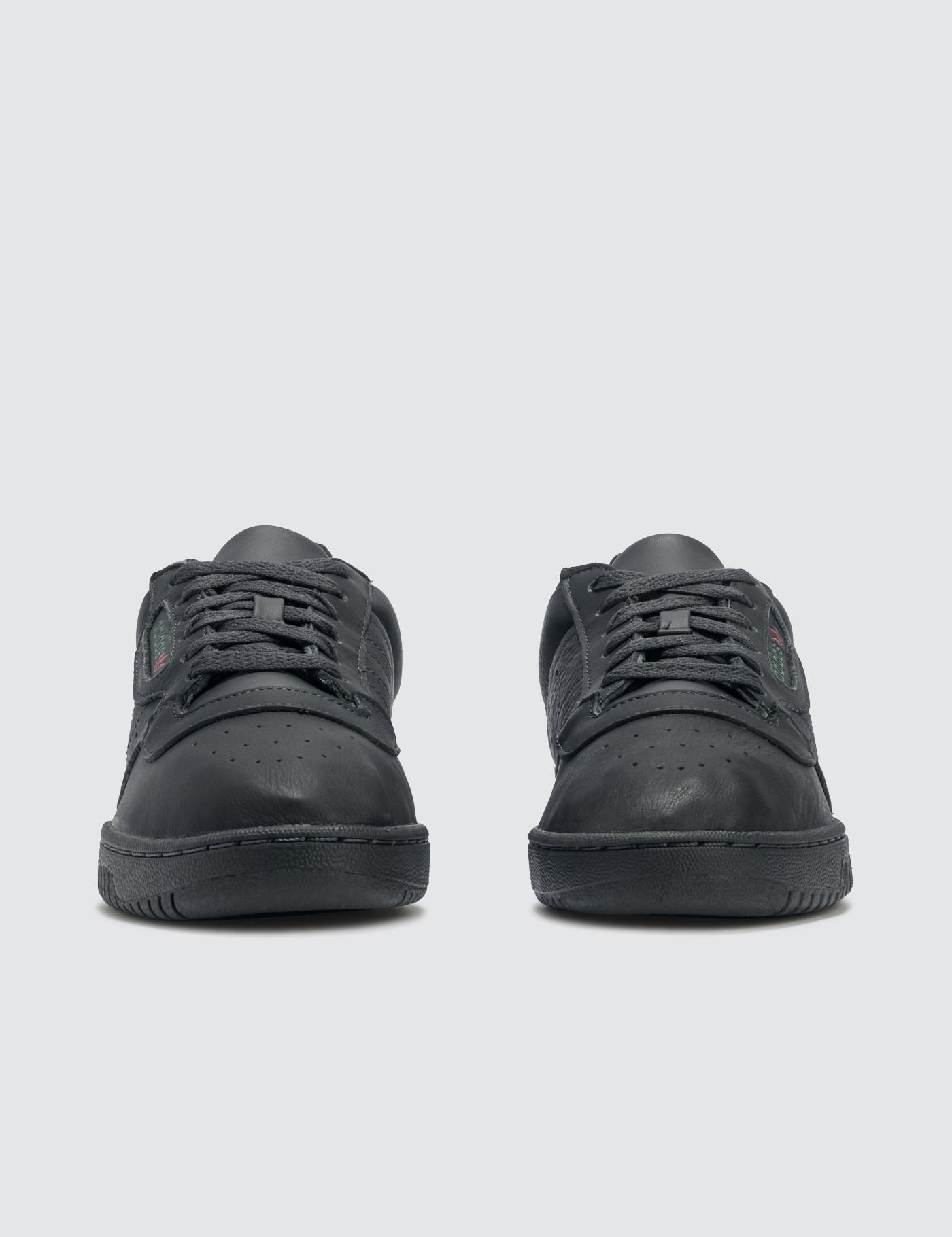 the best attitude e6697 eb4db adidas Originals Yeezy Powerphase in Black - Lyst