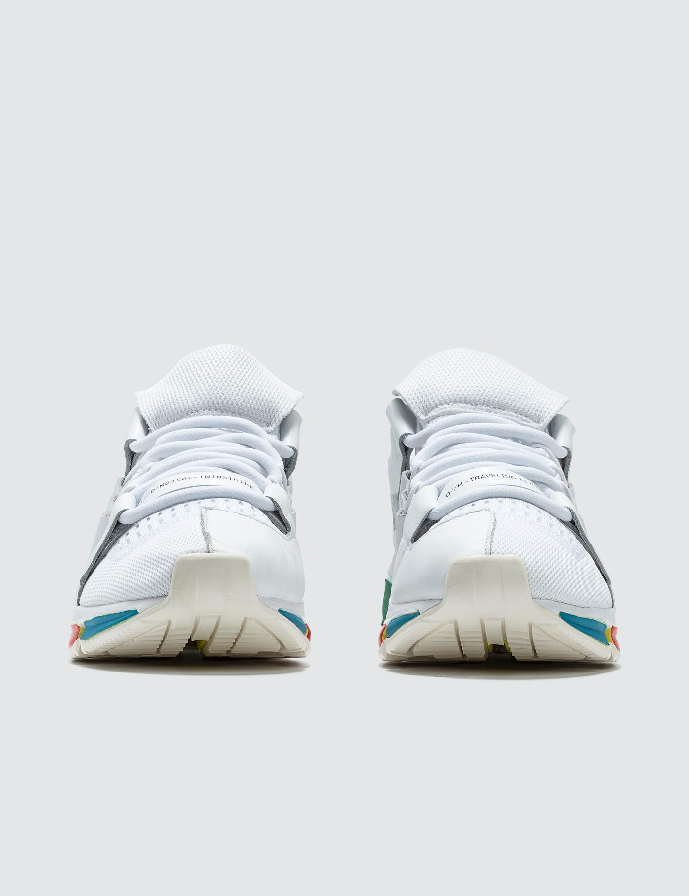 quality design 7a787 fad66 Adidas Originals Oyster X Adidas Twinstrike Adv in White for