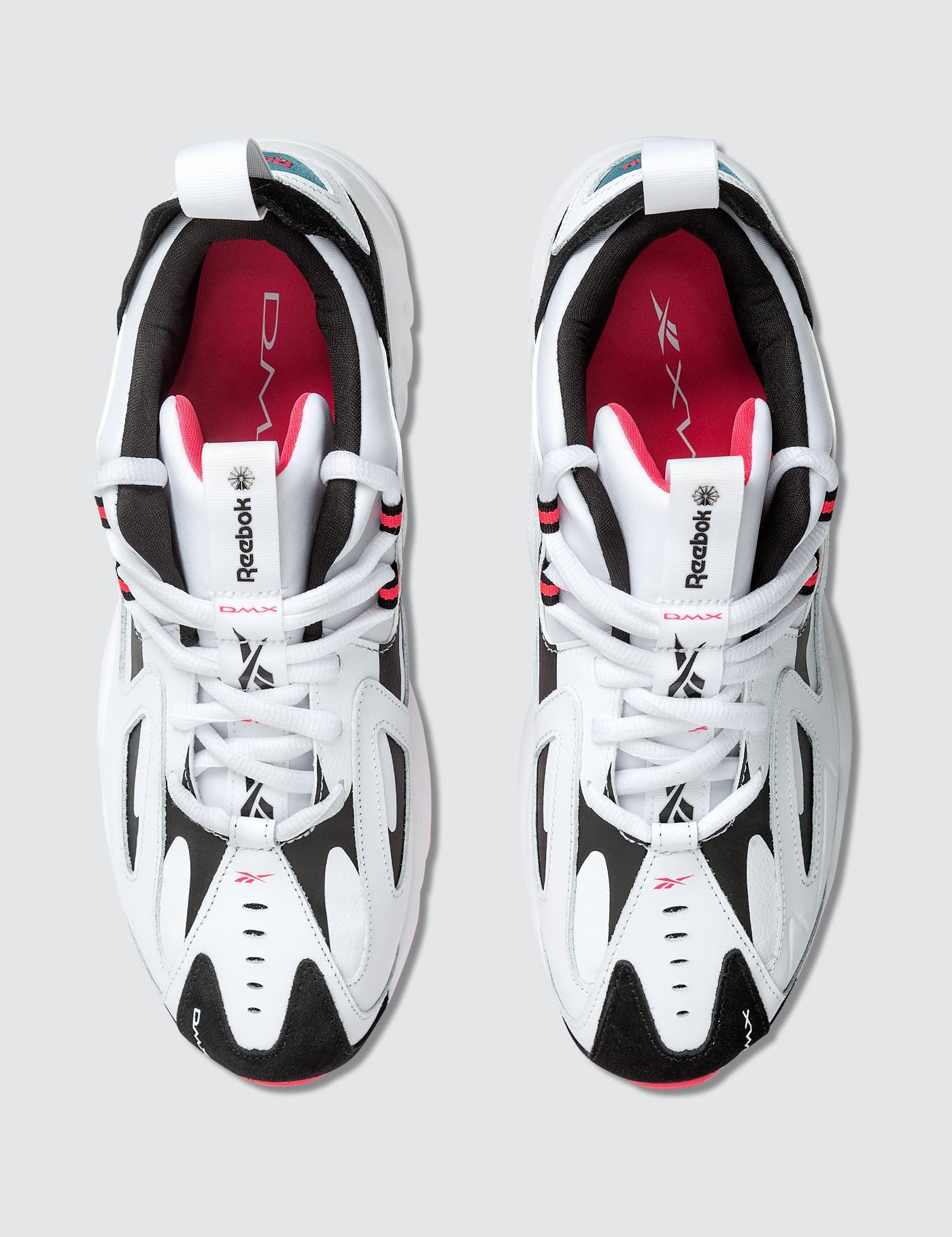 5d0ebec09e3 Lyst - Reebok Dmx Series 1200 in White for Men