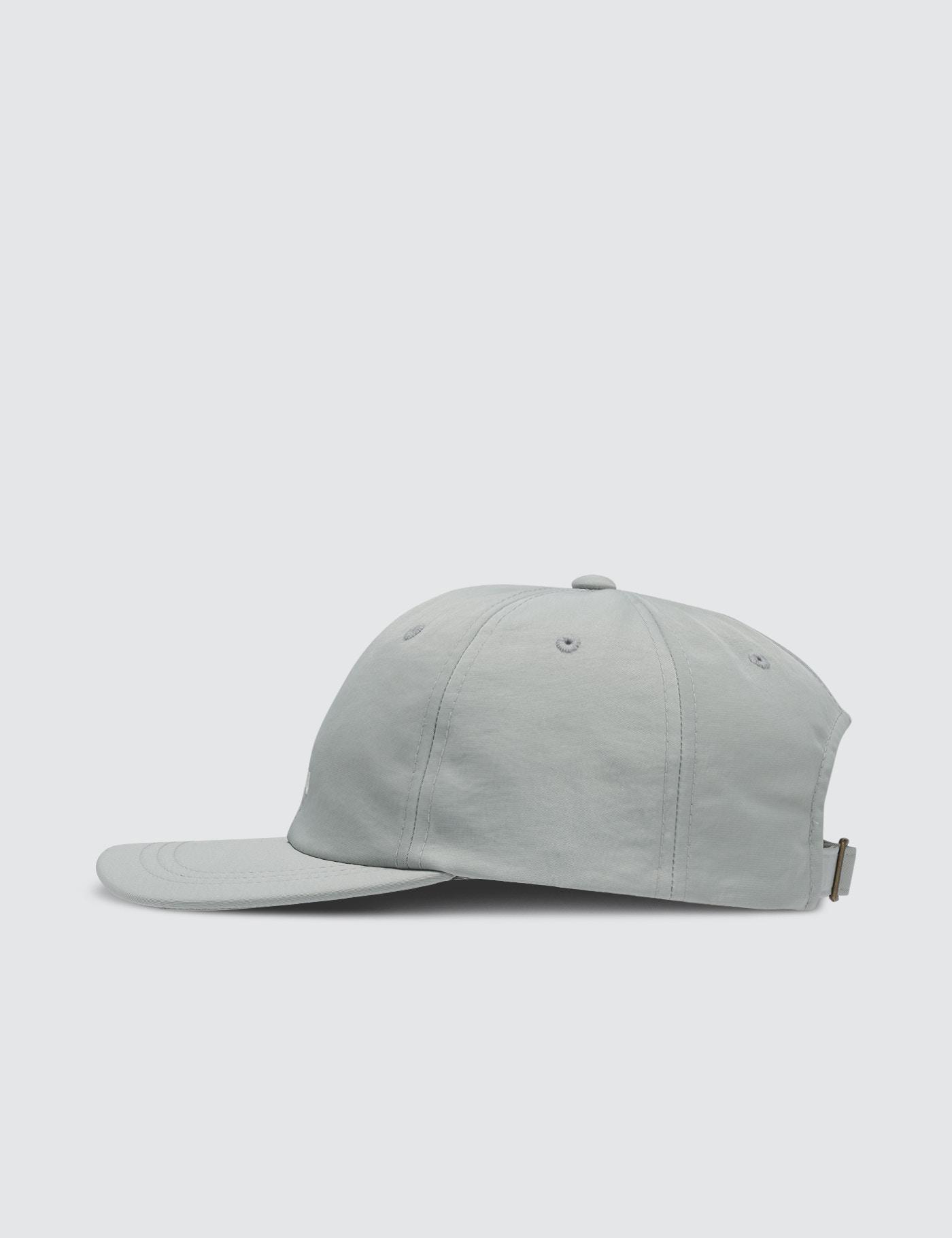 5612e8cc79b Lyst - Stussy Helvetica Nylon Low Pro Cap in Gray for Men