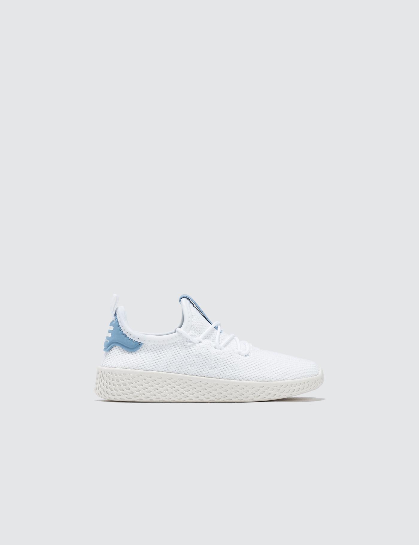 217784ef563c3 adidas Originals. Women s White Pharrell Williams X Adidas Pw Tennis Hu  Infants