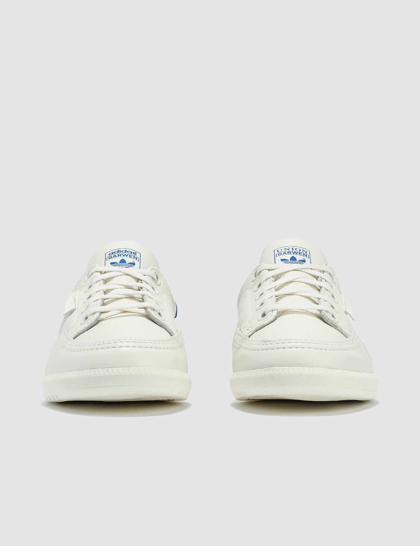 release date: 0944e 3a239 Lyst - adidas Originals Union La X Adidas Spezial Garwen Spzl in White for  Men
