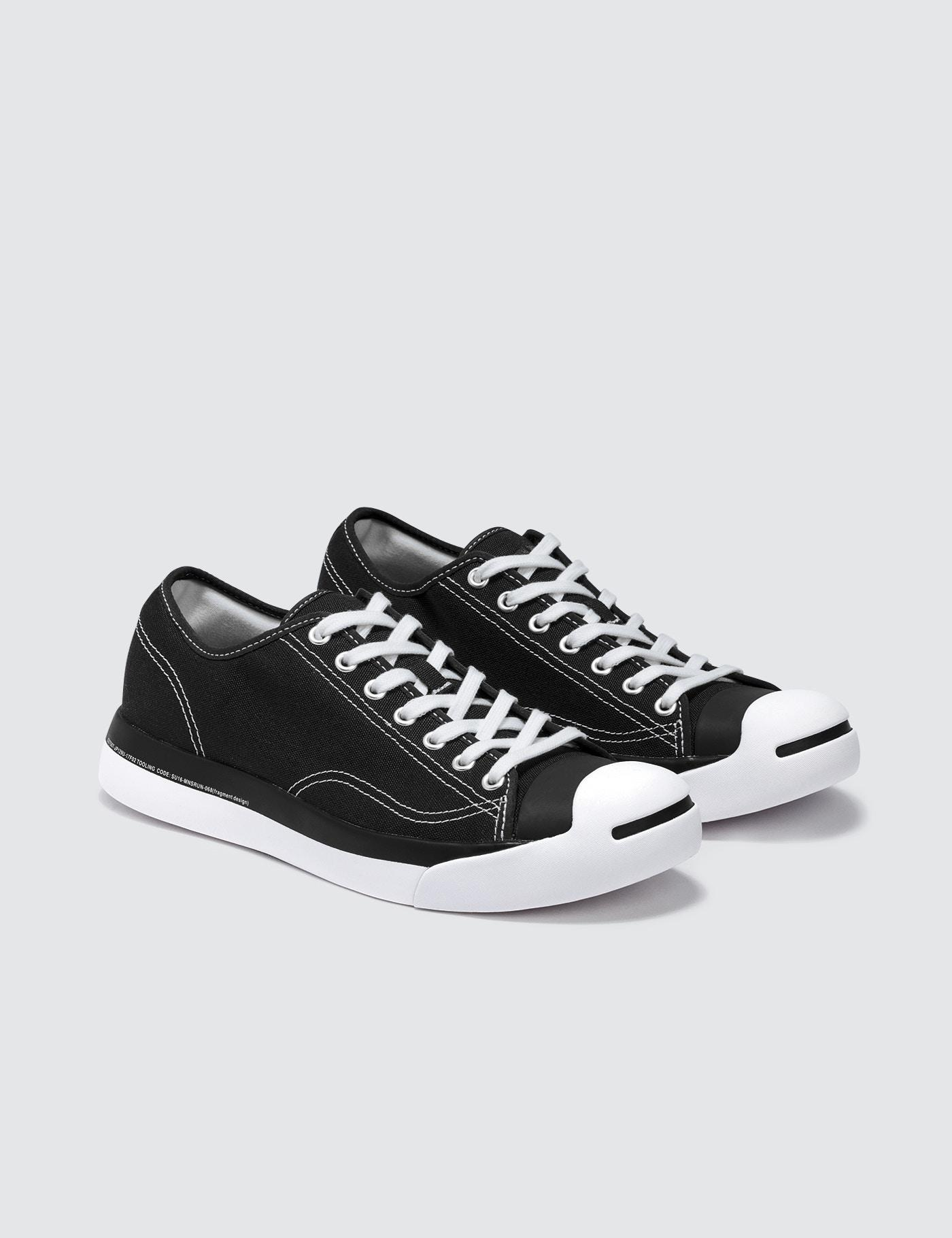 64b419b9a0c2 Lyst - Converse Fragment X Jack Purcell Modern Ox in Black for Men