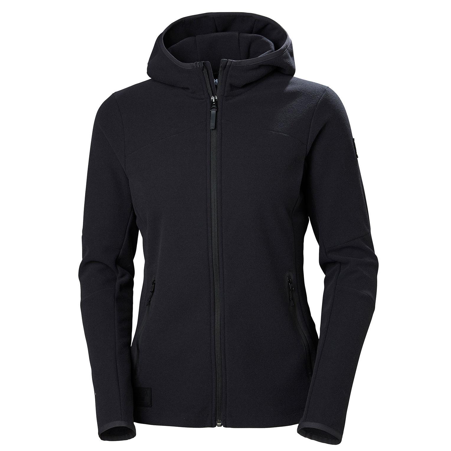 17ecfe4e Lyst - Helly Hansen W Vanir Fleece Jacket in Black