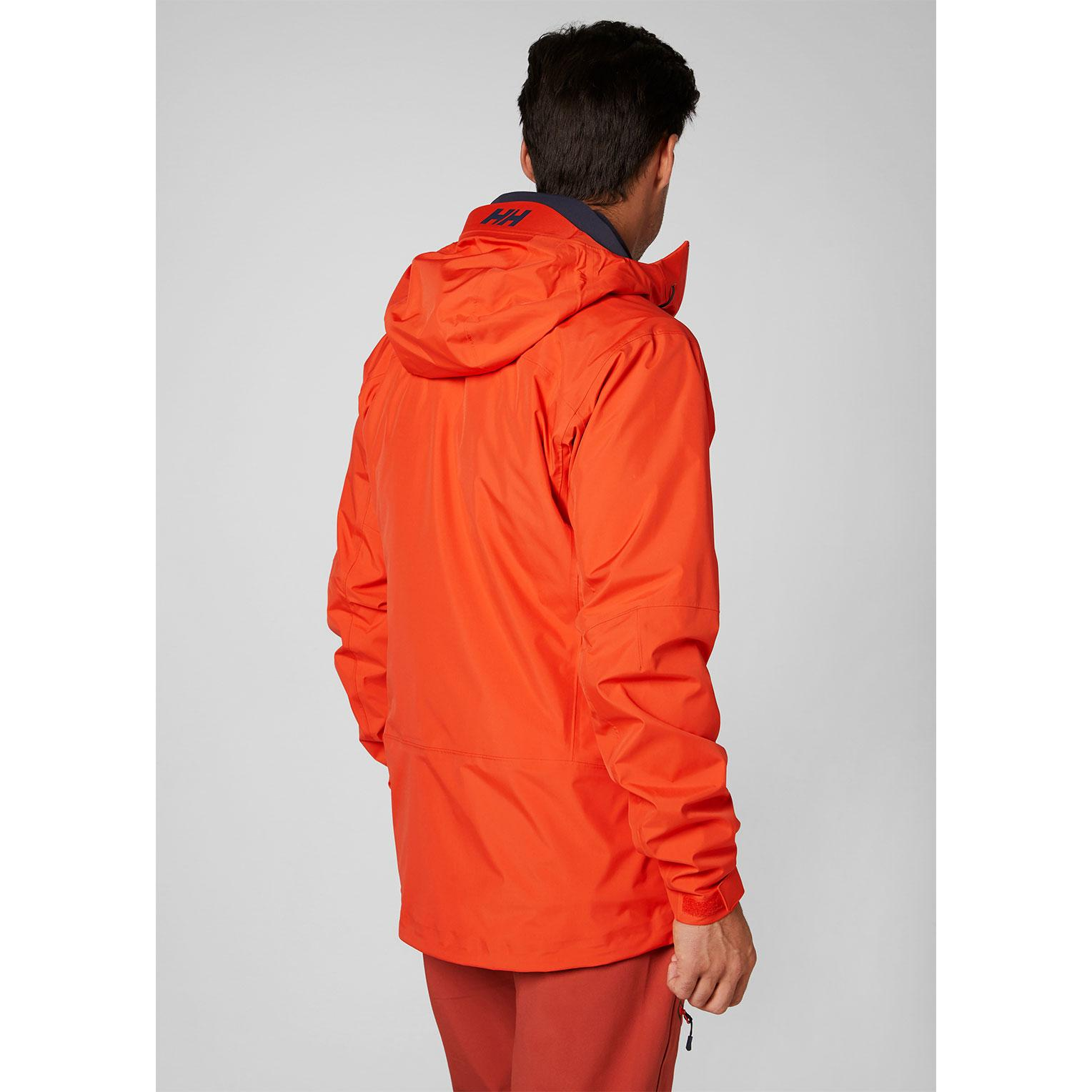 4114a7acf Helly Hansen - Red Verglas 3l Shell Jacket for Men - Lyst. View fullscreen