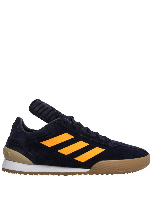 GOSHA RUBCHINSKIY Navy adidas Originals Edition Copa Super Sneakers dO3QnGs7d7