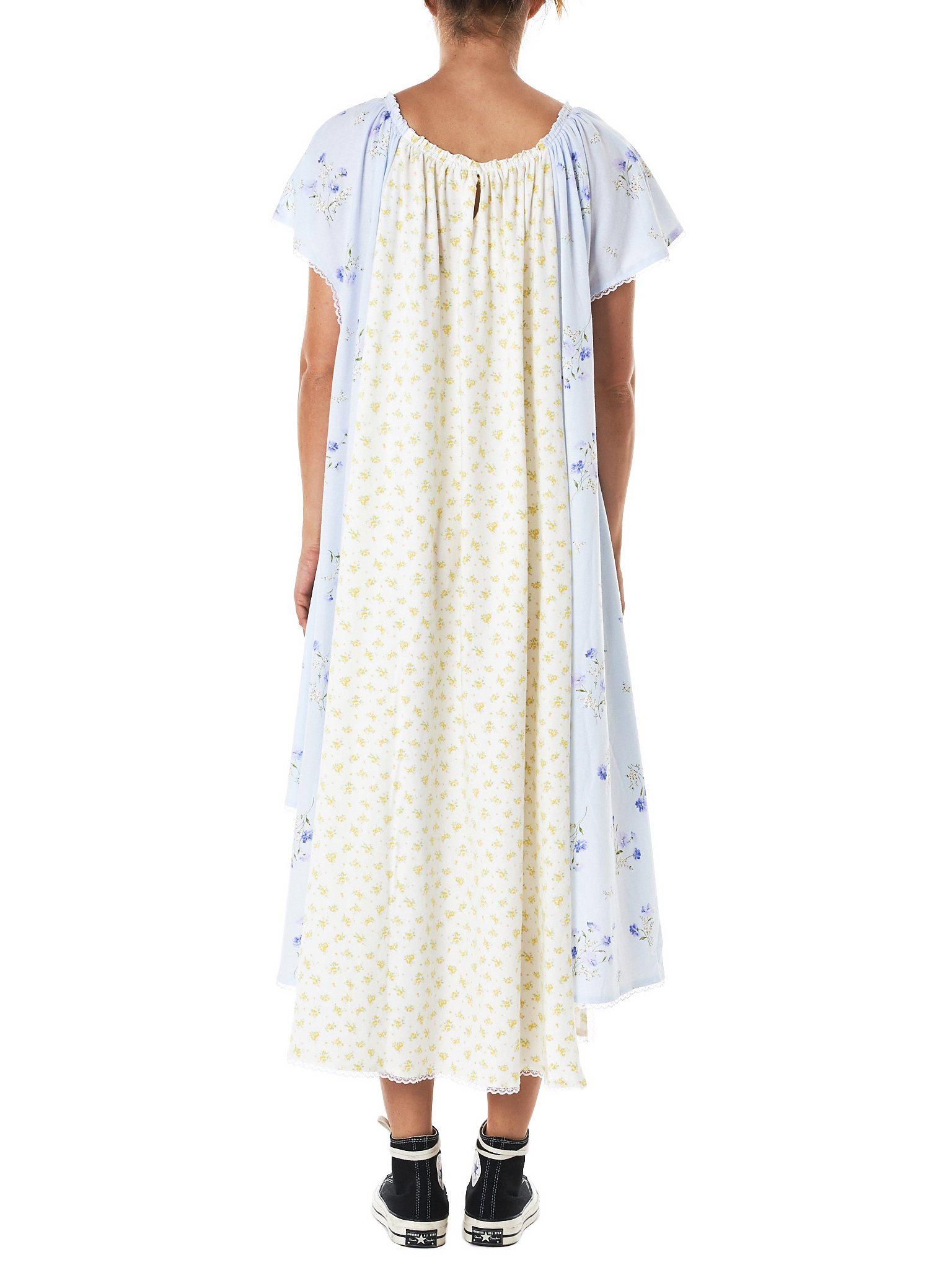 Lyst - Mikio Sakabe Floral Duster Dress