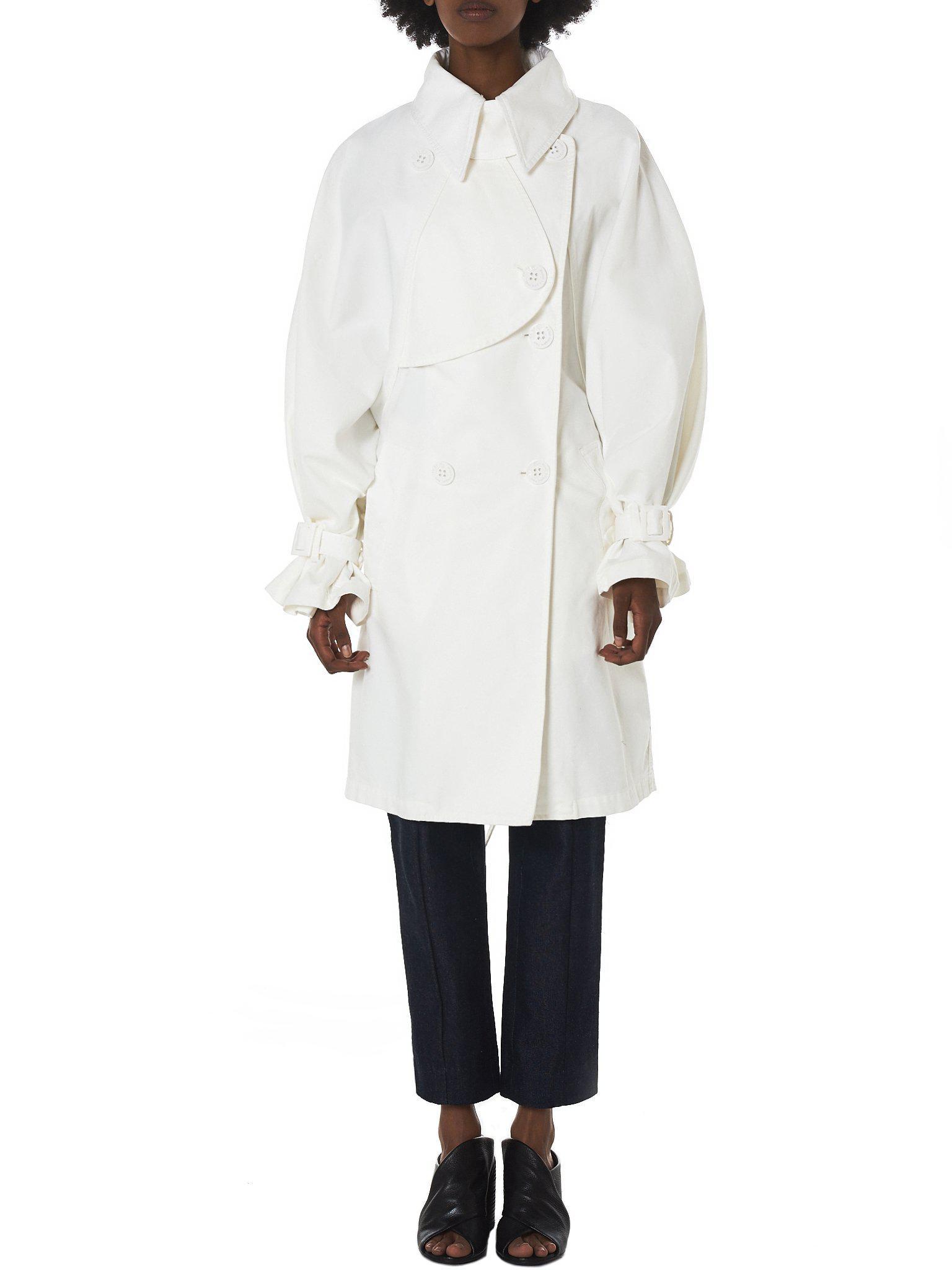 Womens Cotton Poplin Lab Coat Dress Maison Martin Margiela GEhQ9jA4