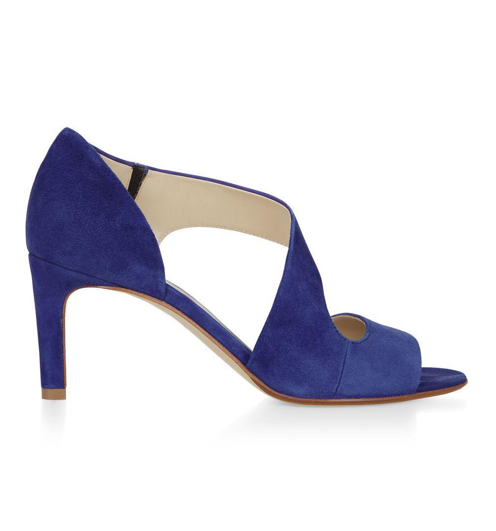 637075e7ee0 Hobbs Lexi Sandal in Blue - Lyst