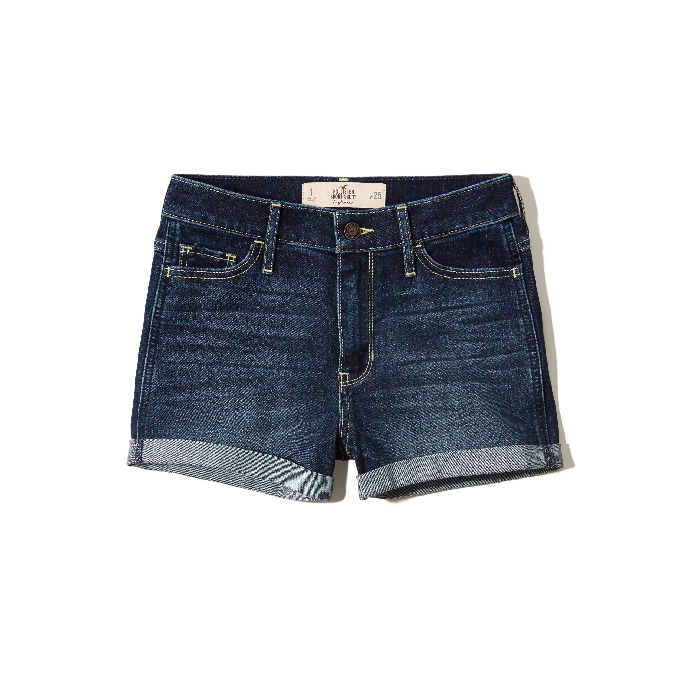 hollister jean shorts - photo #10