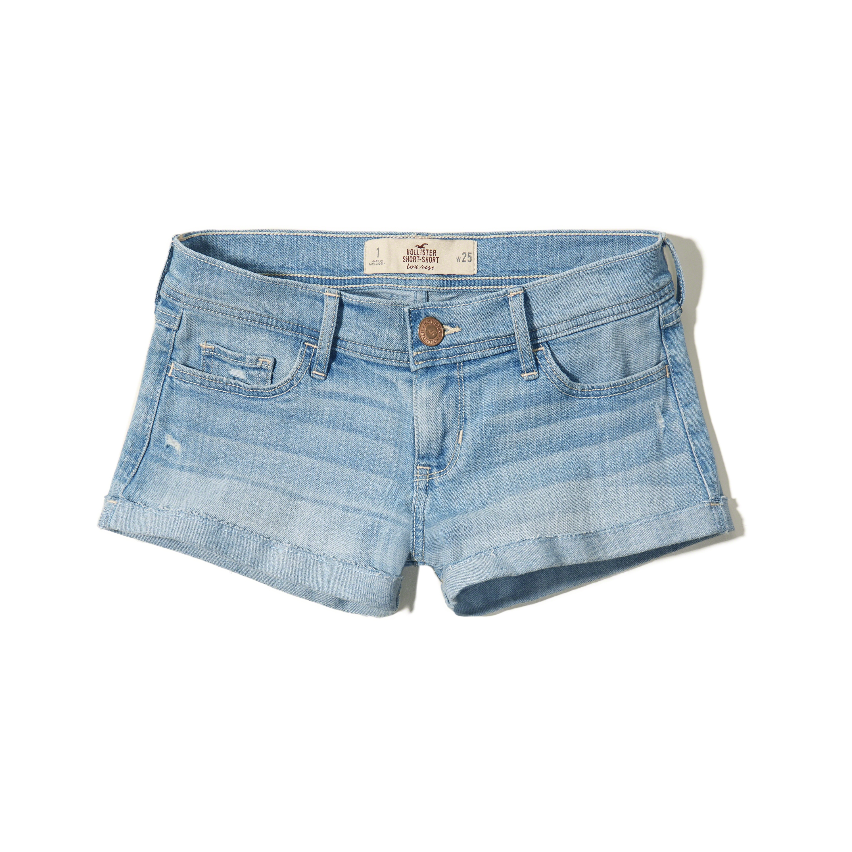 hollister jean shorts - photo #21