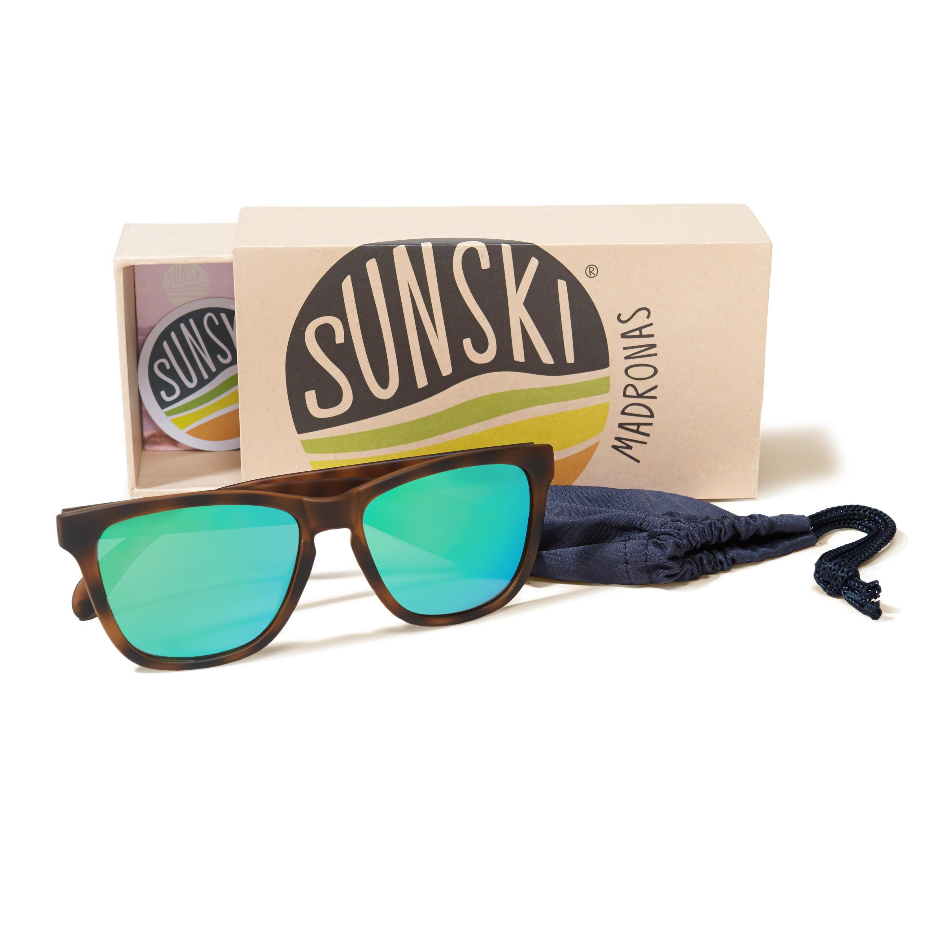 5d9c5437bf Lyst - Hollister Sunski Madrona Sunglasses for Men