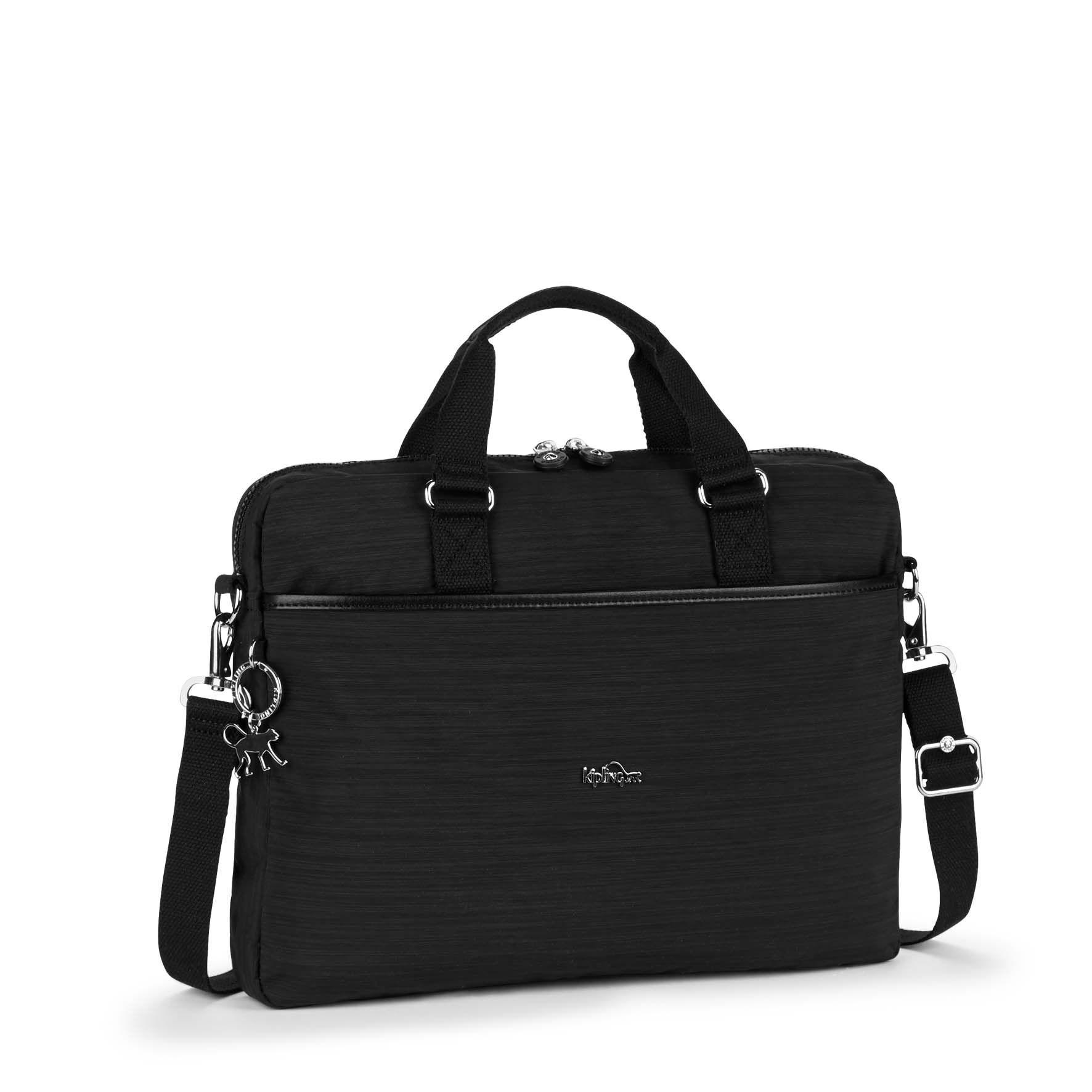 c5c85e2ac35e7c Kipling Kaitlyn Kw Removable Strap Computer Bag in Black - Lyst