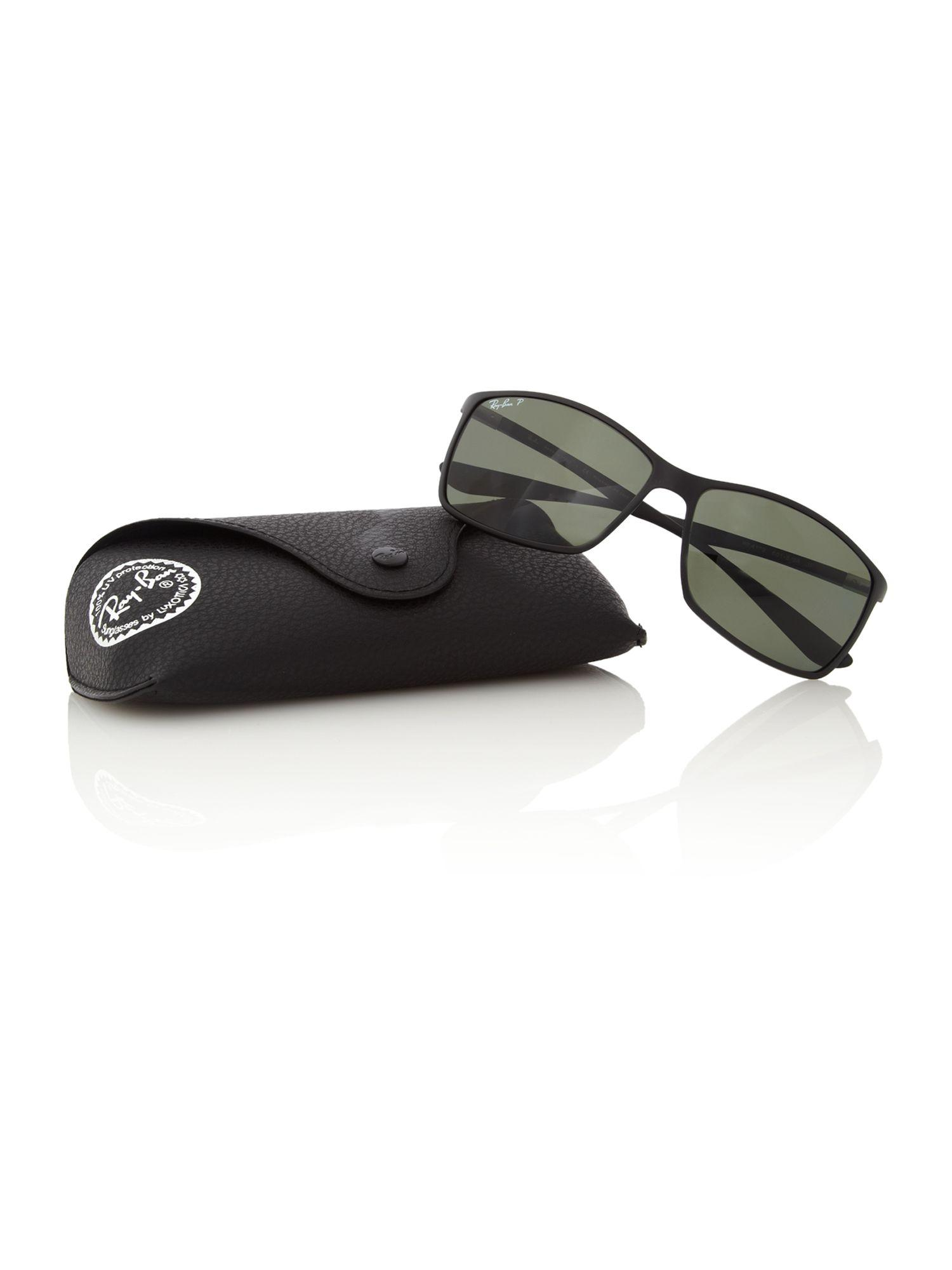 ray ban mens rb4179 liteforce square sunglasses  ray ban
