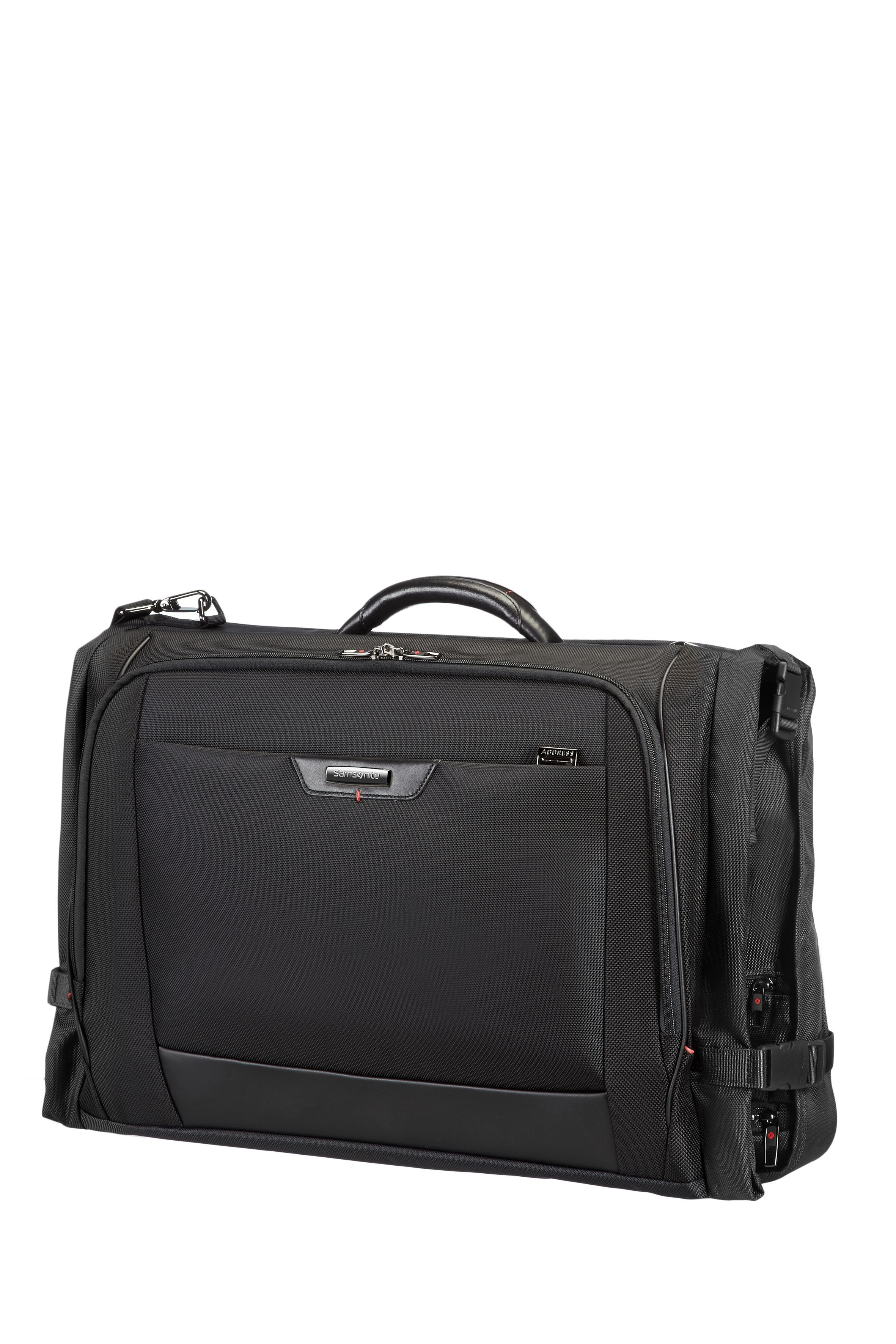 Samsonite Pro Dlx  Trifold Garment Bag In Black For Men