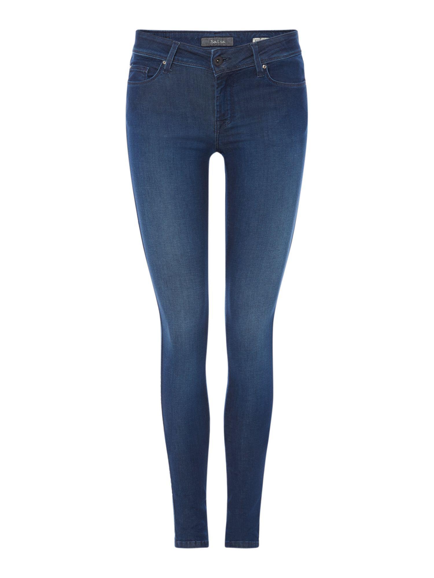 Salsa. Women's Blue Collette Skinny Jeans ...
