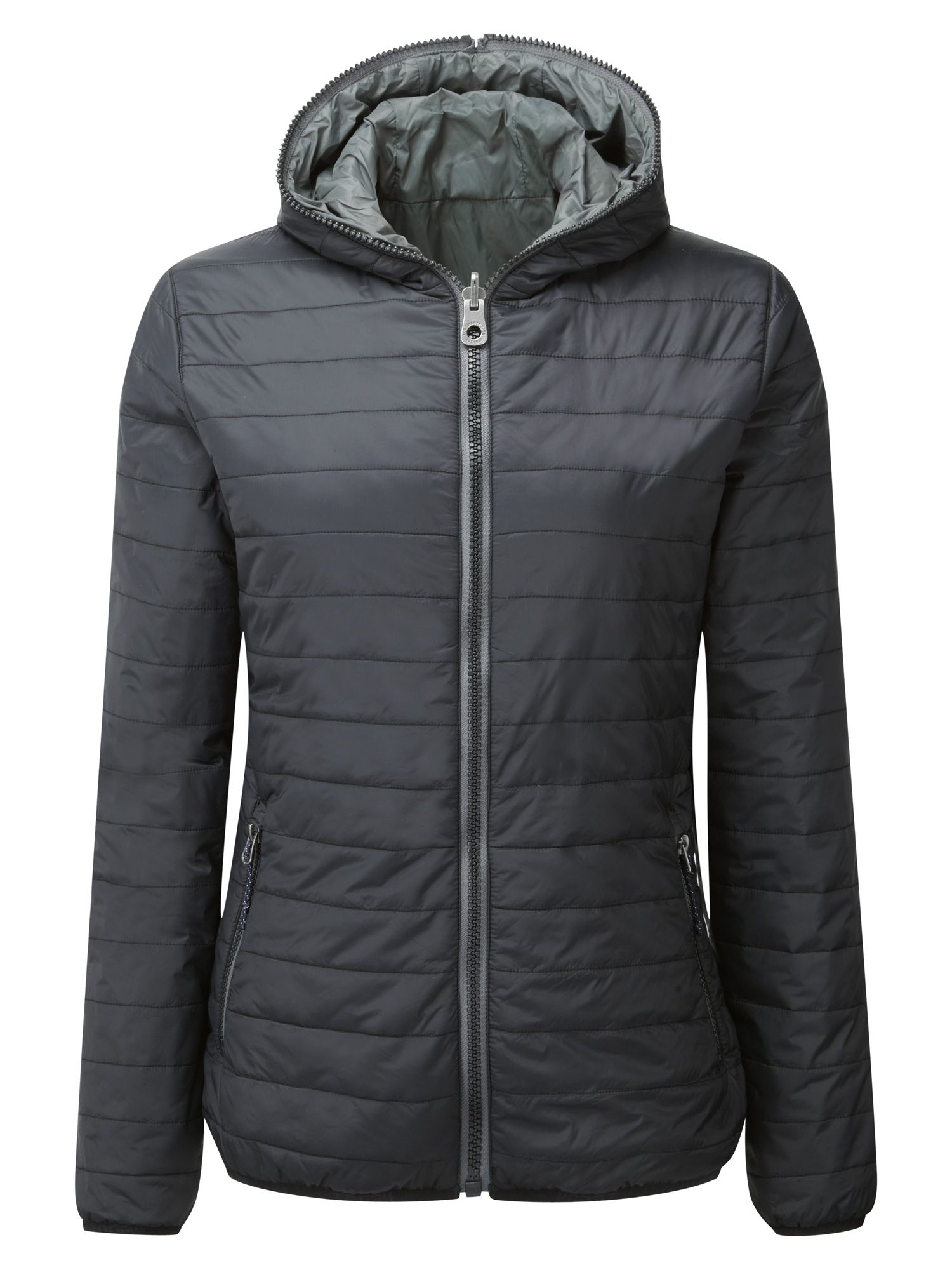 Tog 24 Hotter Womens Tcz Thermal Jacket In Gray Lyst