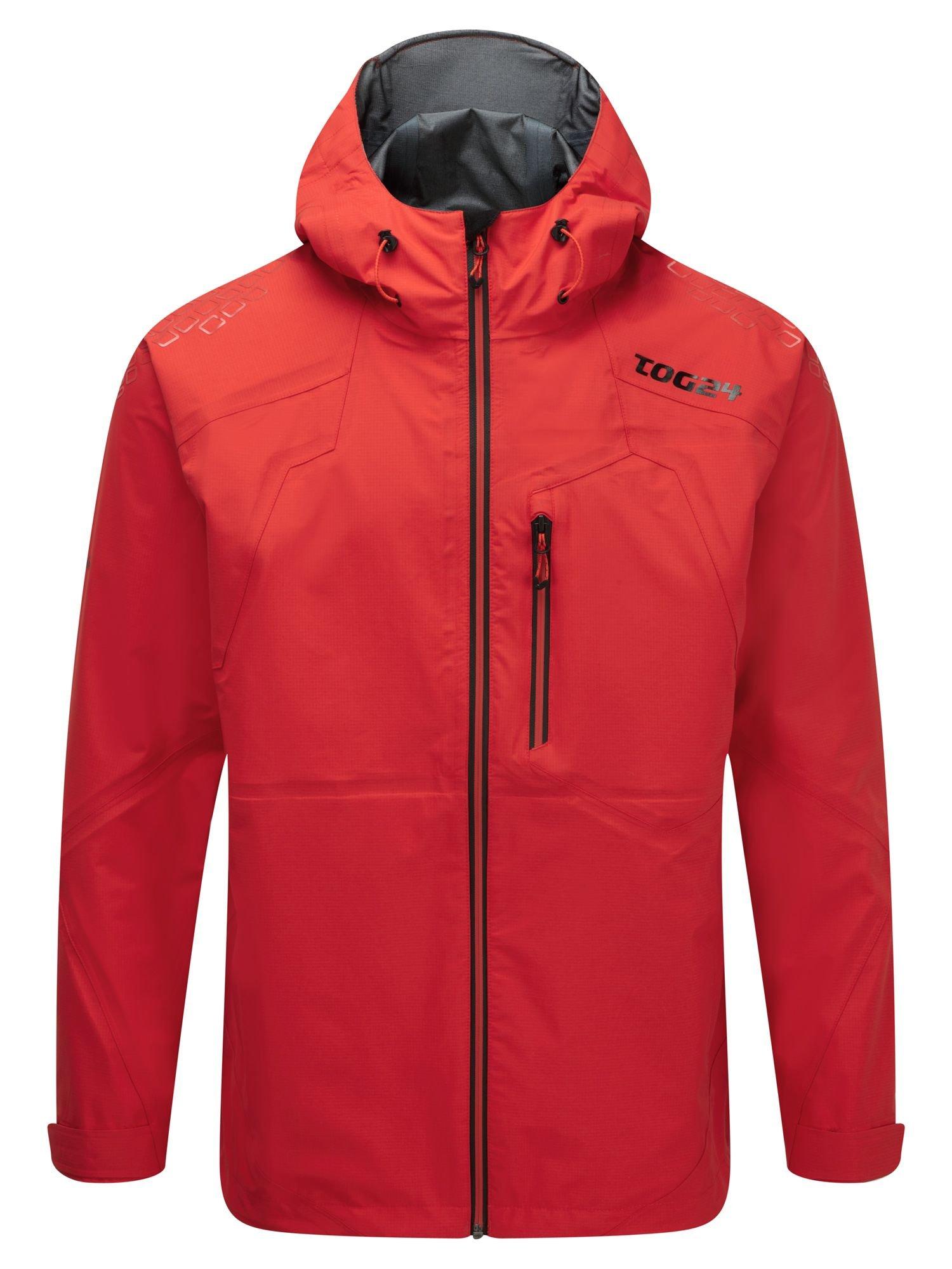 Tog 24 Momentum 2 Mens Milatex Jacket In Red For Men Lyst