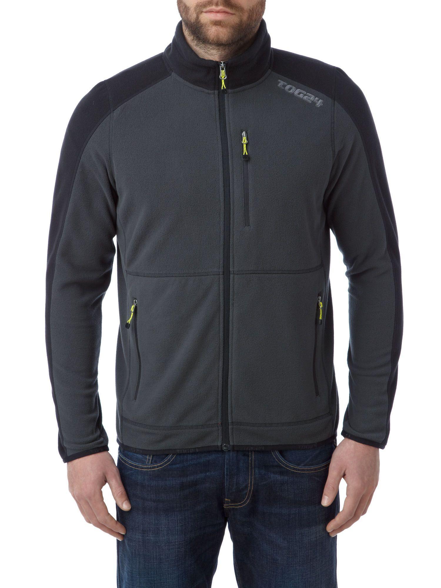 Lyst Tog 24 Ally Mens Tcz Fleece Jacket In Blue For Men