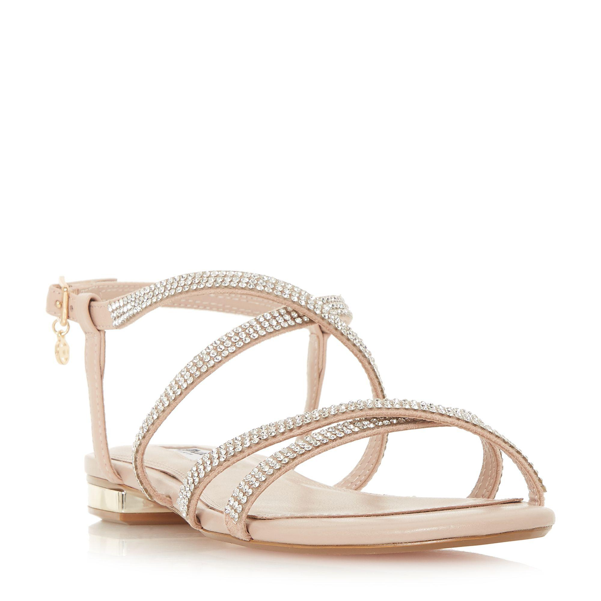 Inexpensive Sale Online Buy Cheap Fast Delivery Dune Women's Neve Open Toe Sandals jkt0RA