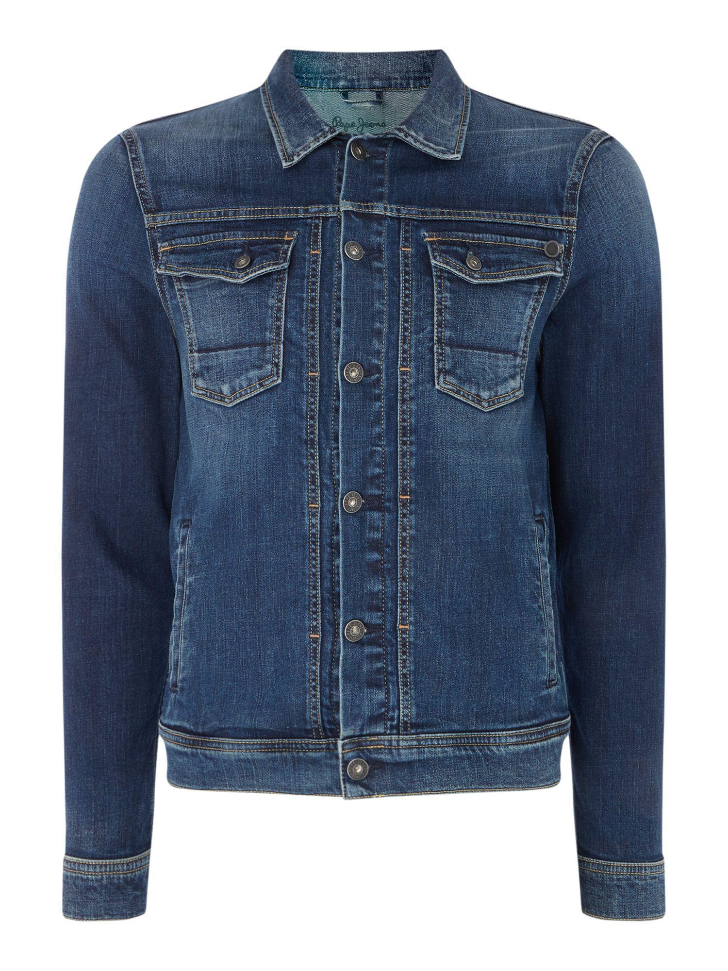 Pepe jeans jacke connor
