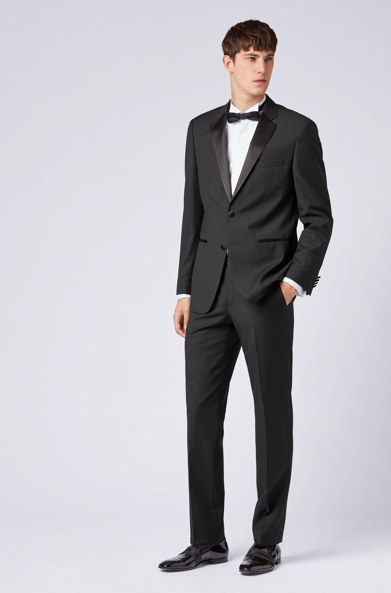 ffd5612d Hugo Boss Slim Fit Dress Shirt White - DREAMWORKS