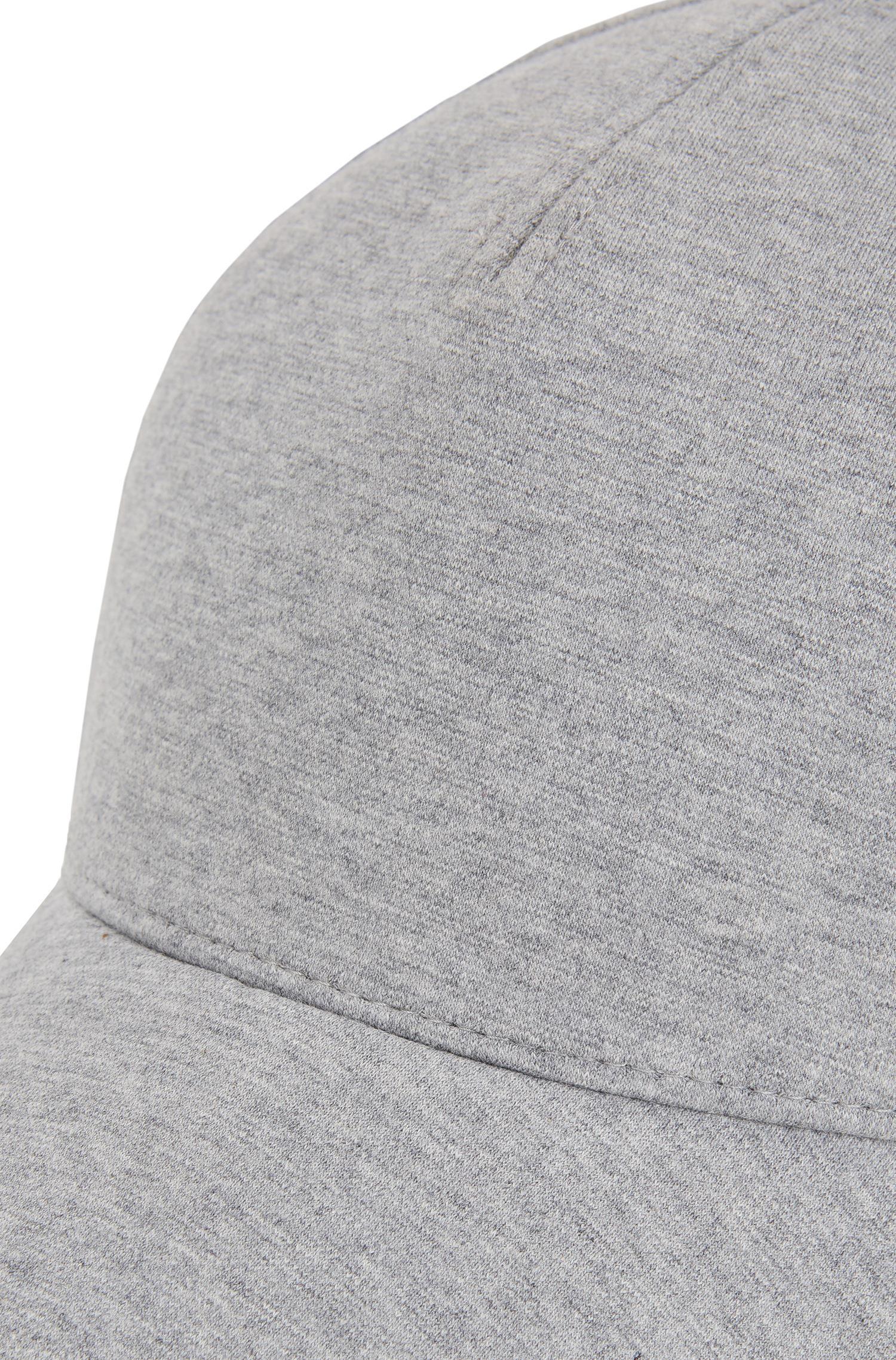 Lyst - BOSS Cotton Blend Twill Cap  f4046343bdb9