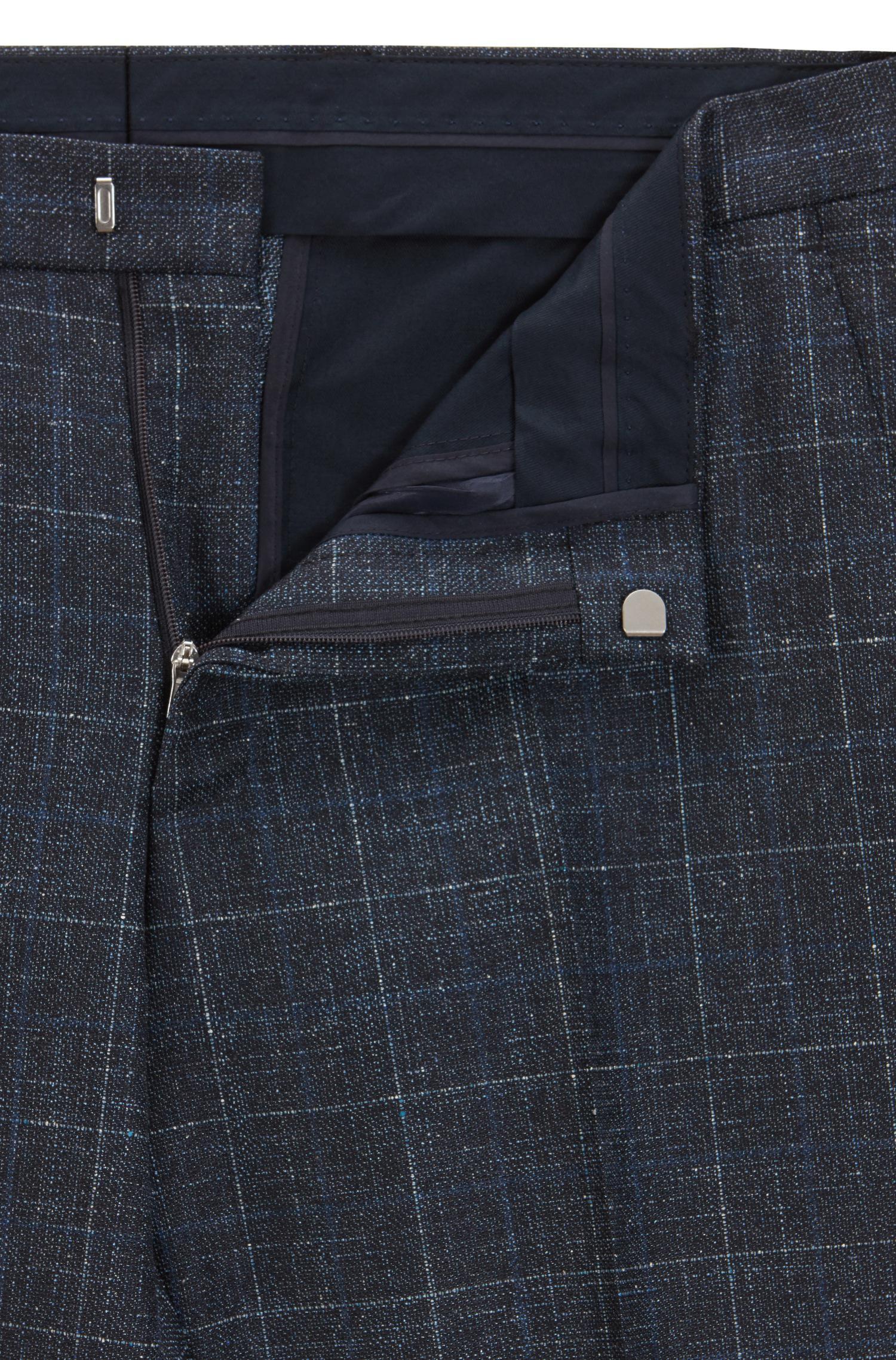 a45cbe22 BOSS Virgin Wool Blend 3-piece Suit, Slim Fit   Huge/genius We in ...