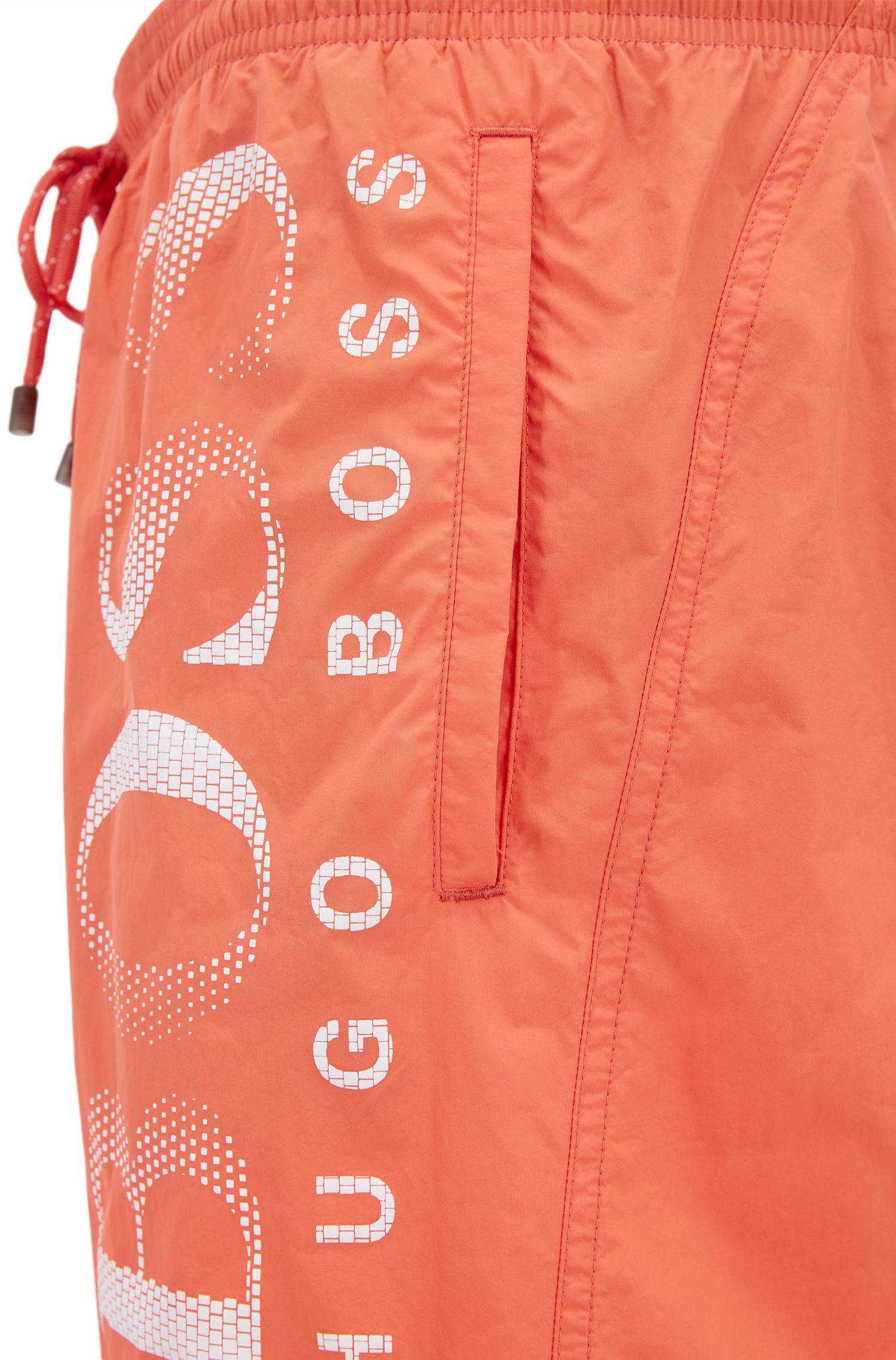 bbc8fd8bba ... Logo-print Swim Shorts In Technical Fabric for Men - Lyst. View  fullscreen