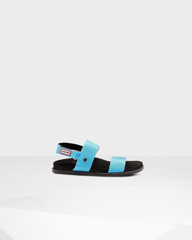 5f3c1e570a7f Hunter - Multicolor Original Flatform Sandals - Lyst. View fullscreen