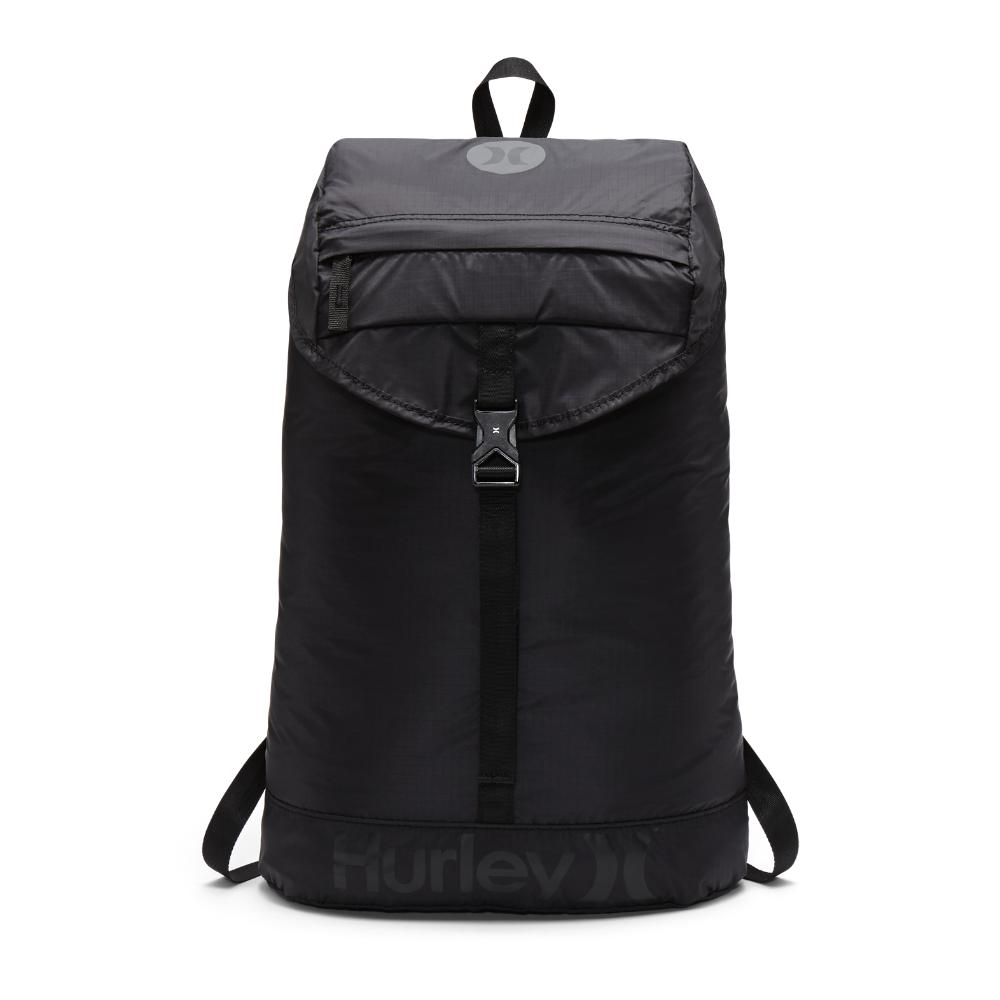 Lyst - Hurley Renegade Packable Backpack (black) - Clearance Sale in ... fd40c9d33f78b