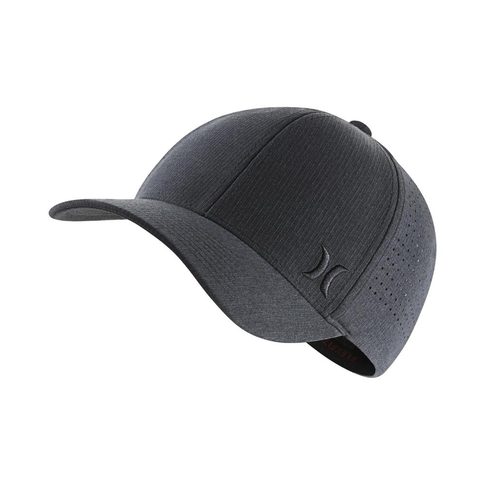 834c40f905965 Hurley Phantom Ripstop Fitted Hat in Black for Men - Lyst