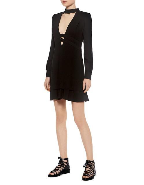 bded8982c0f Lyst - A.L.C. Faye Mini Dress in Black - Save 11%