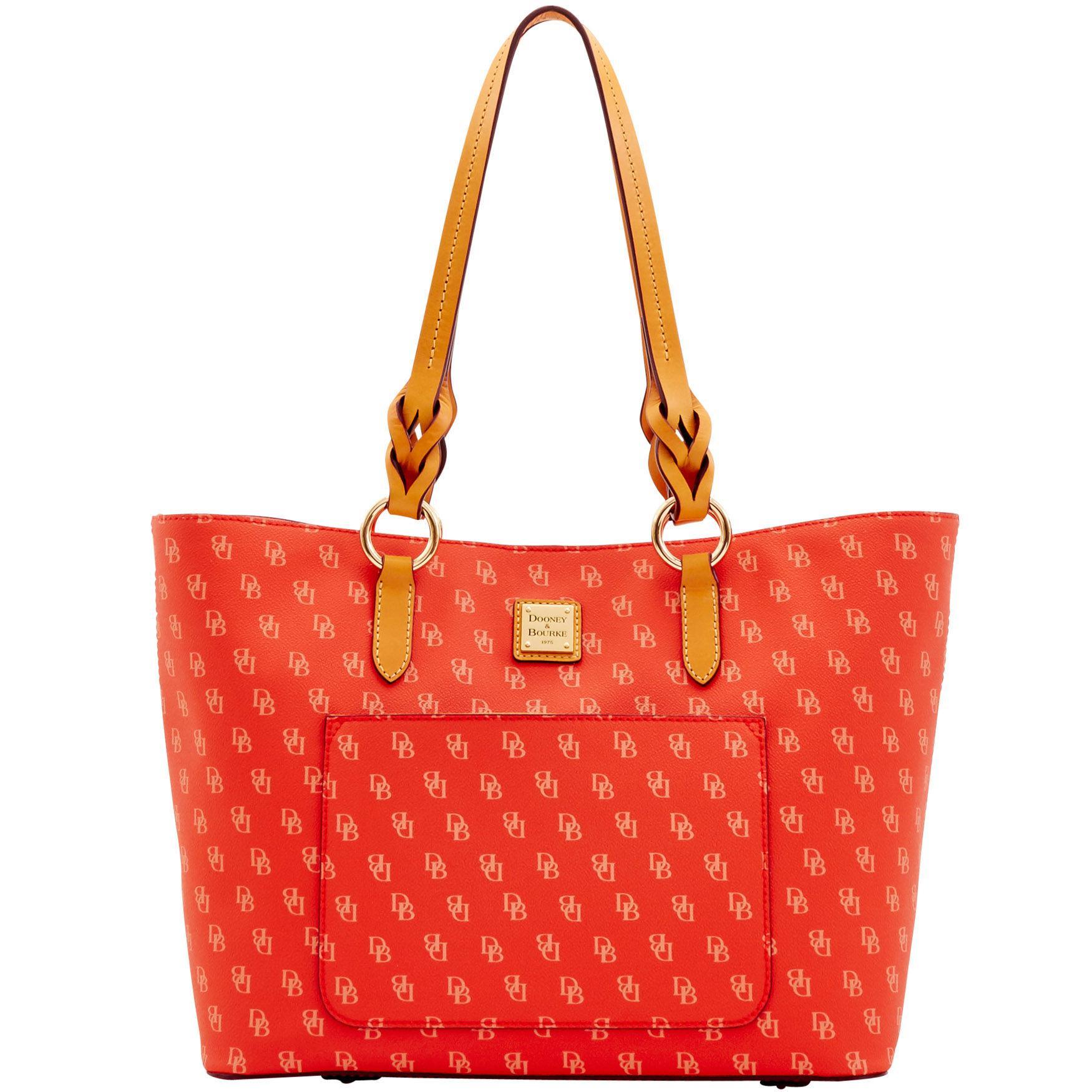 Lyst - Dooney   Bourke Blakely Tammy Tote in Red - Save 52% a497f687b37a9