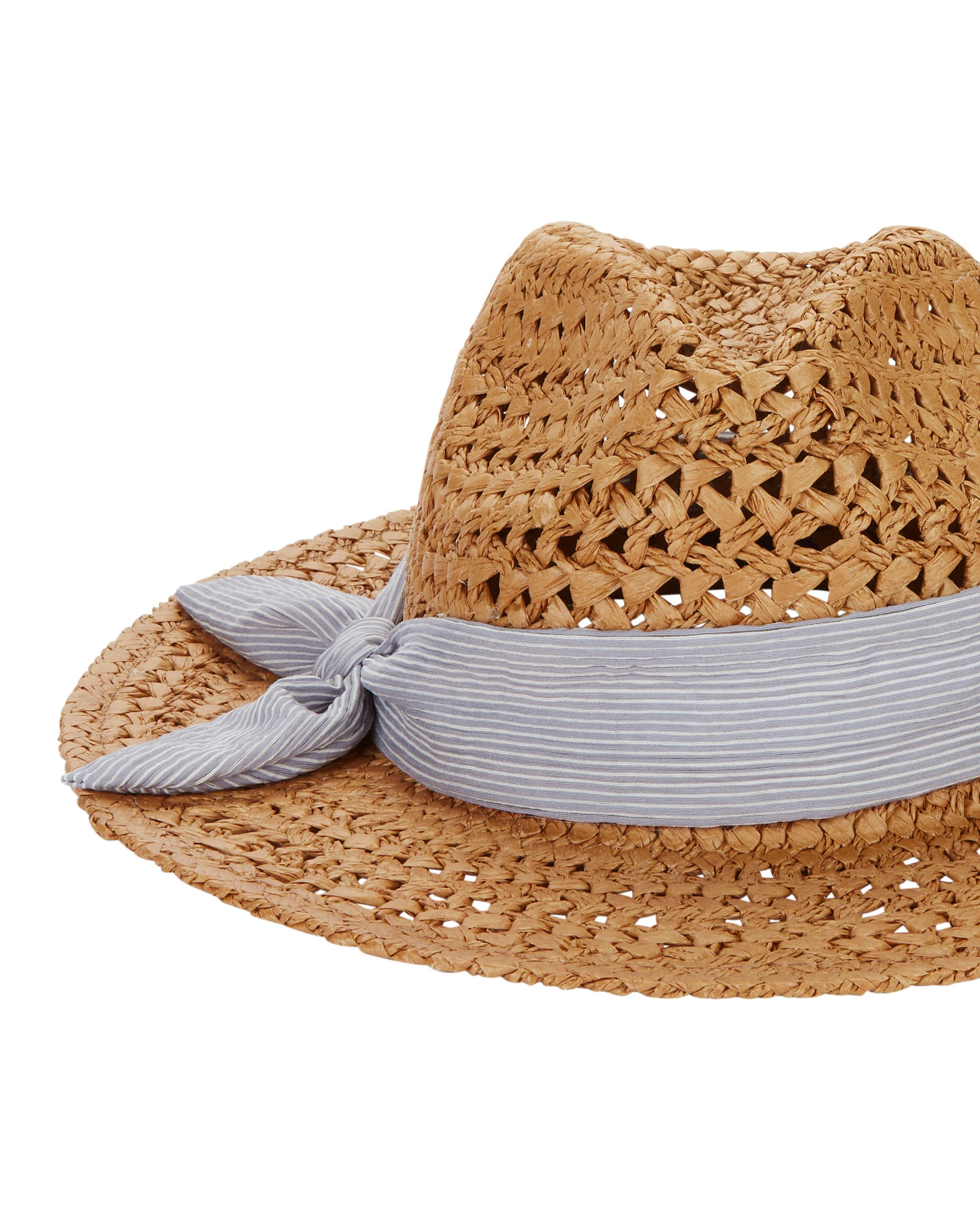 346c9a9cfa4 Lyst - Hat Attack Cane Weave Rancher Hat in Brown