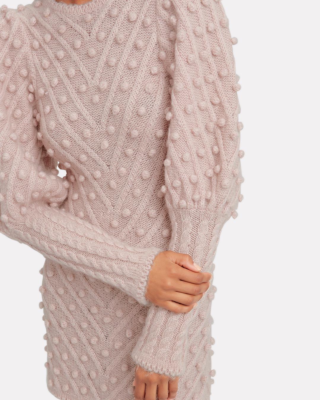 947e68be30a Zimmermann Fleeting Bauble Sweater Dress - Lyst