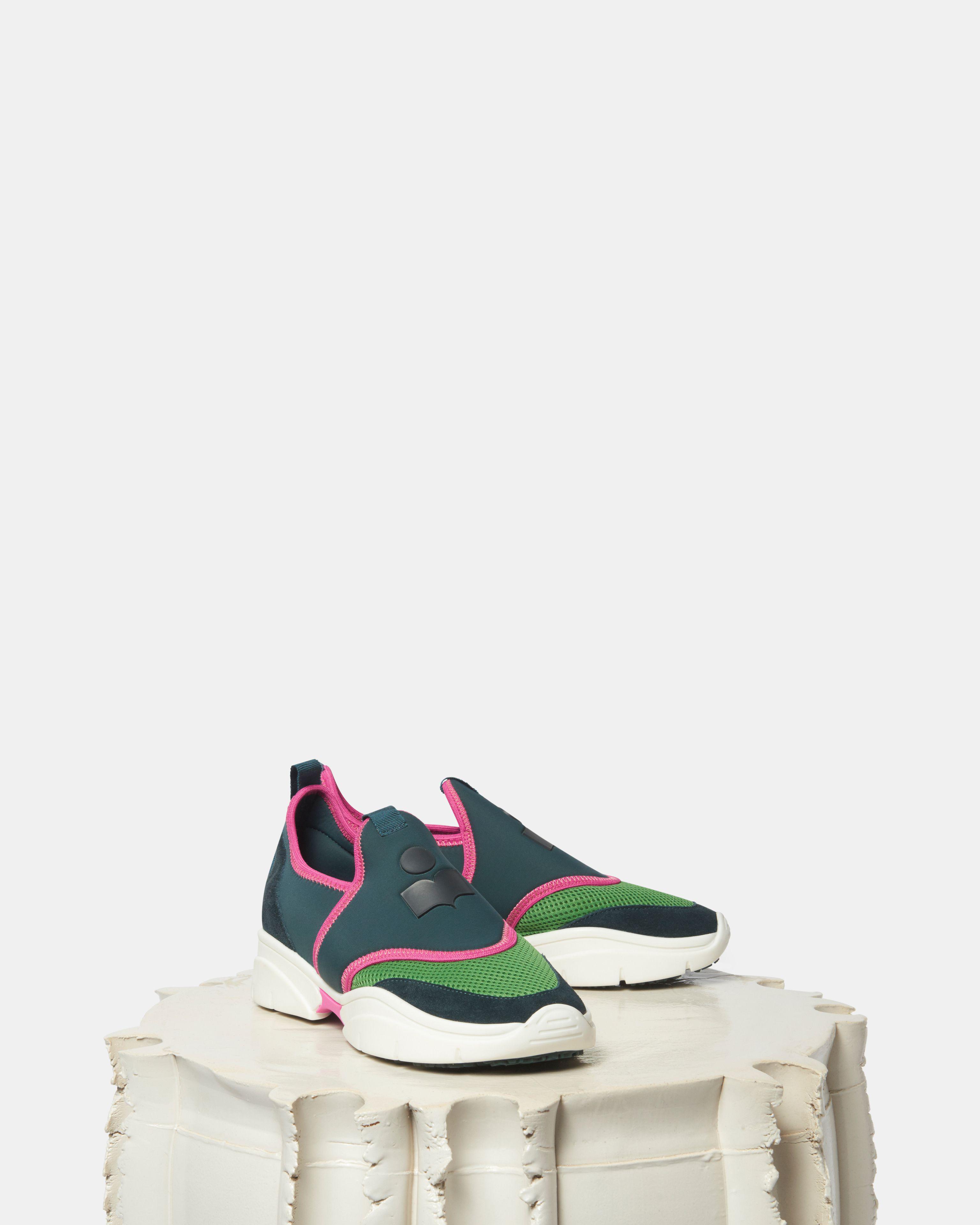 Isabel Marant Kaisee neoprene sneakers