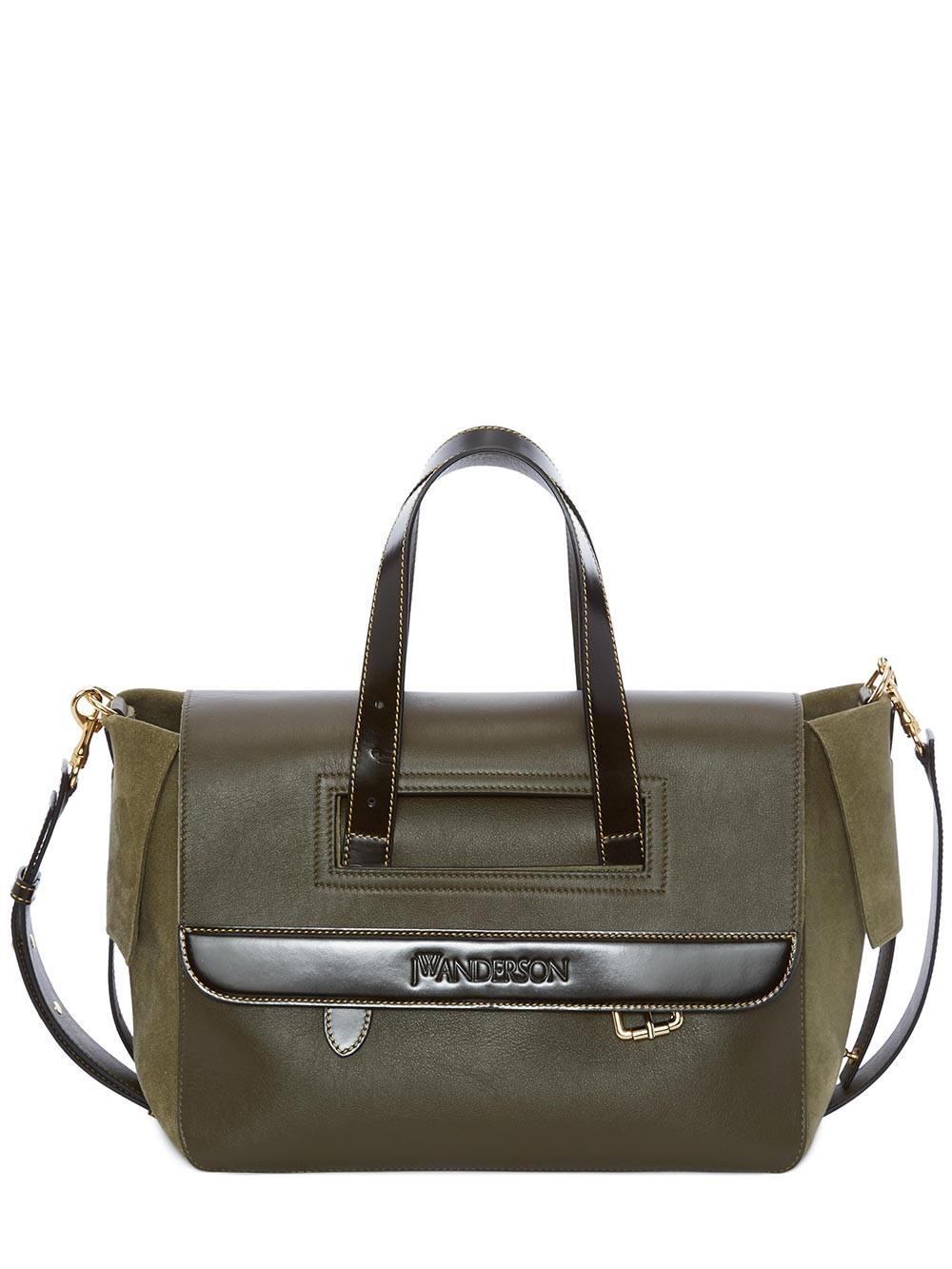 J.W. Anderson Khaki Tool Bag in Natural - Lyst de798f54785db