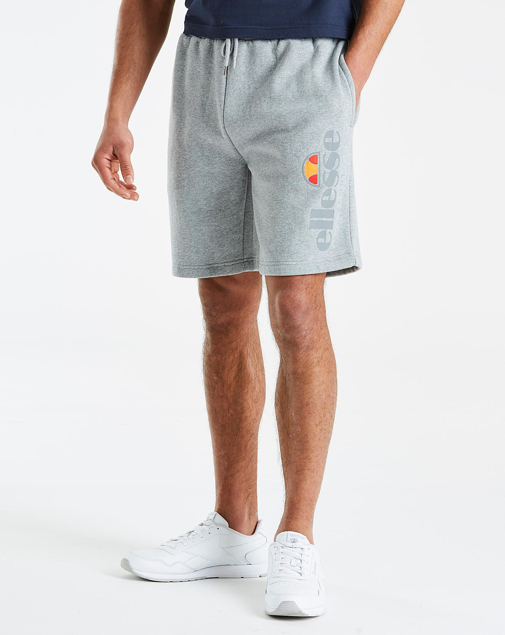a73b81f8941cd Ellesse Grey Todento Jog Shorts in Gray for Men - Lyst