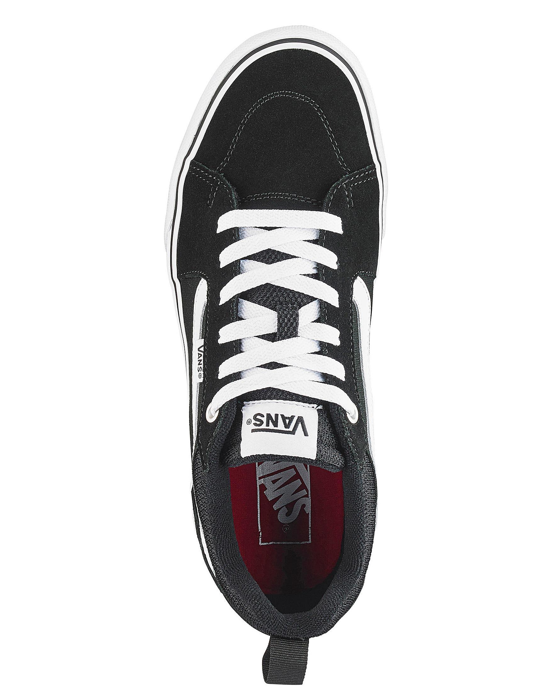 9c7c64f2f0 Vans Filmore Stripe Trainers in Black for Men - Lyst