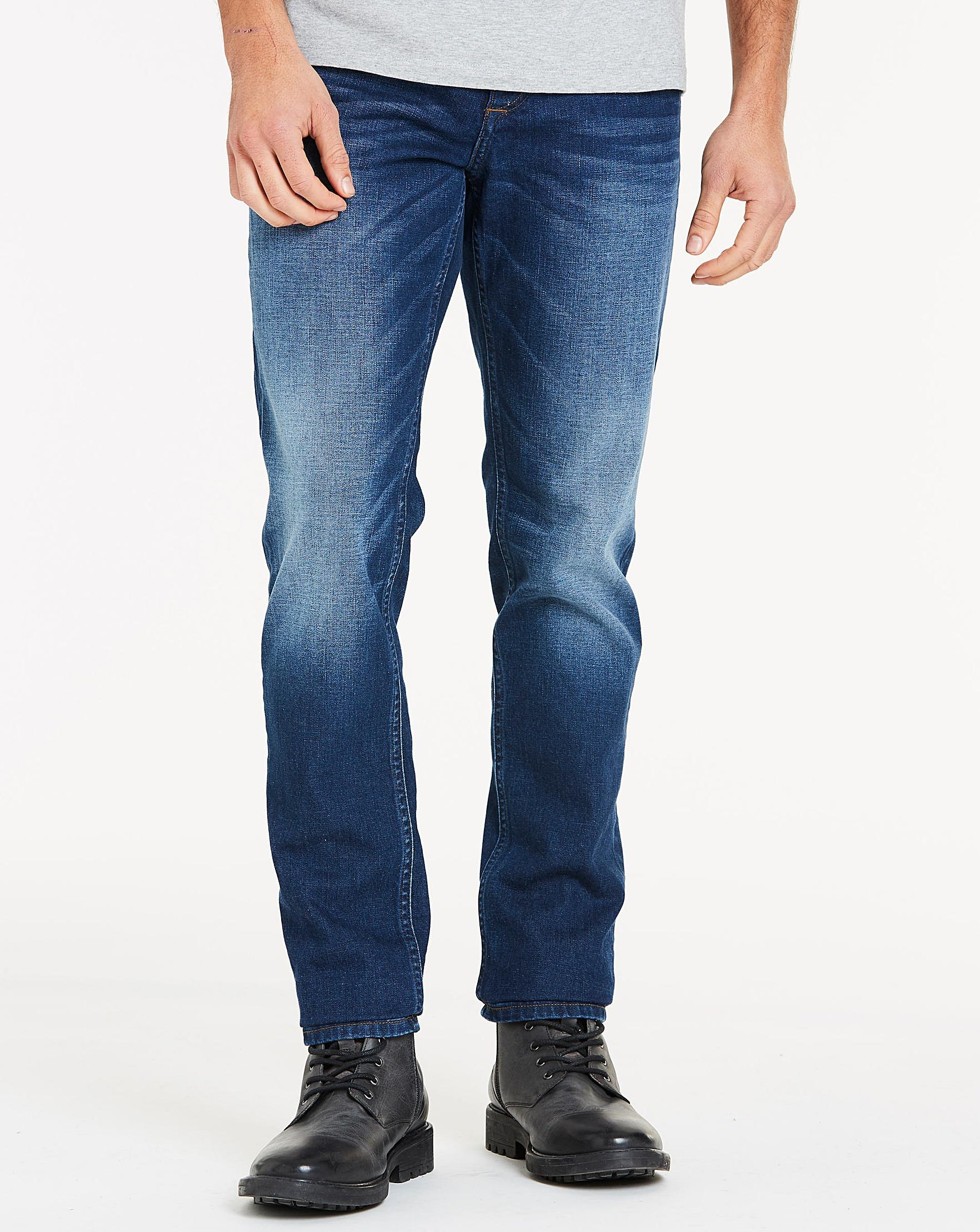 93626581 Timberland Sargent Lake Slim Jean in Blue for Men - Lyst