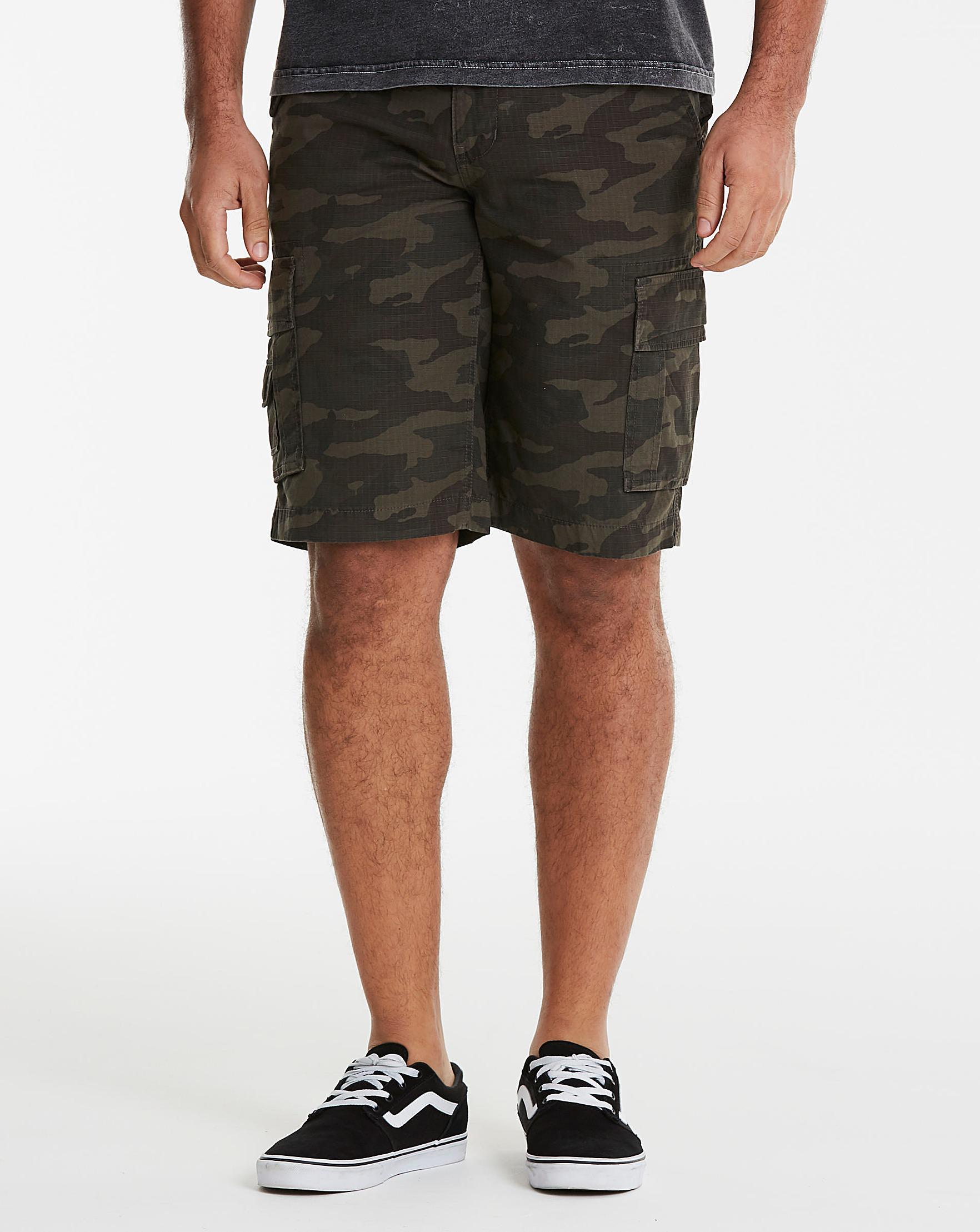 Mens Axel Cargo Shorts Jacamo hAdtdgbb