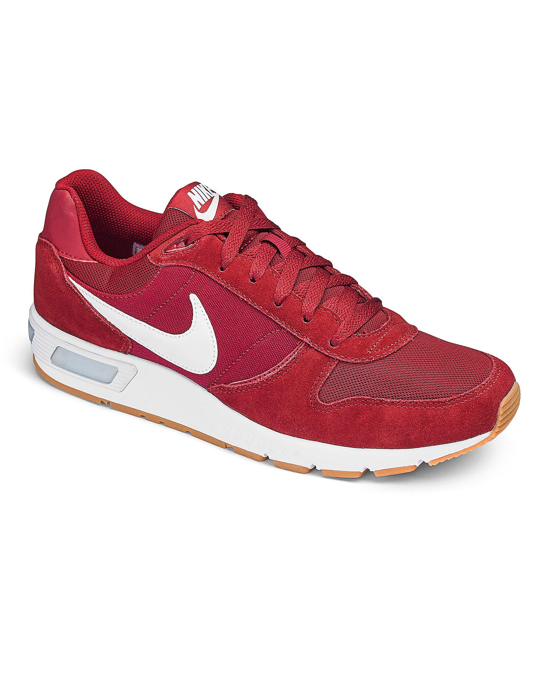 Nike - Red Nightgazer Trainers for Men - Lyst. View Fullscreen