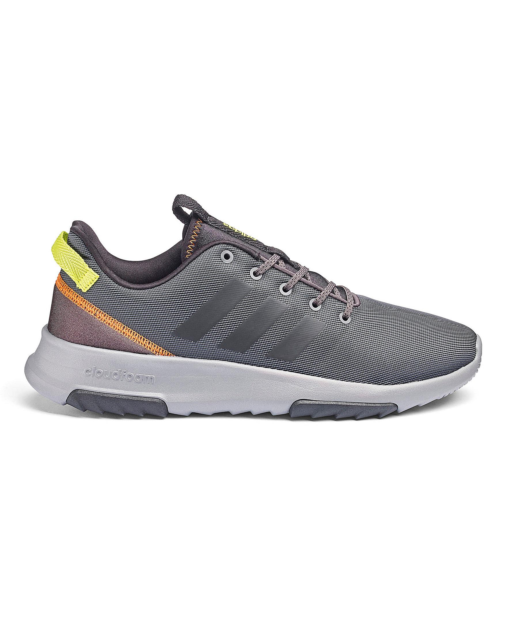 adidas cf racer trainers
