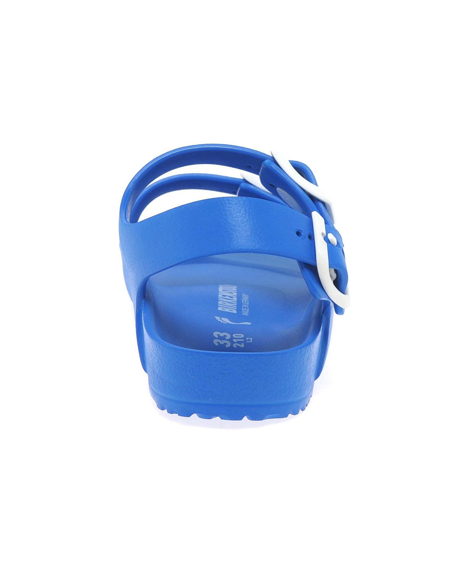 cd3a323a70ee Birkenstock Milano Eva Boys Sandals in Blue for Men - Lyst
