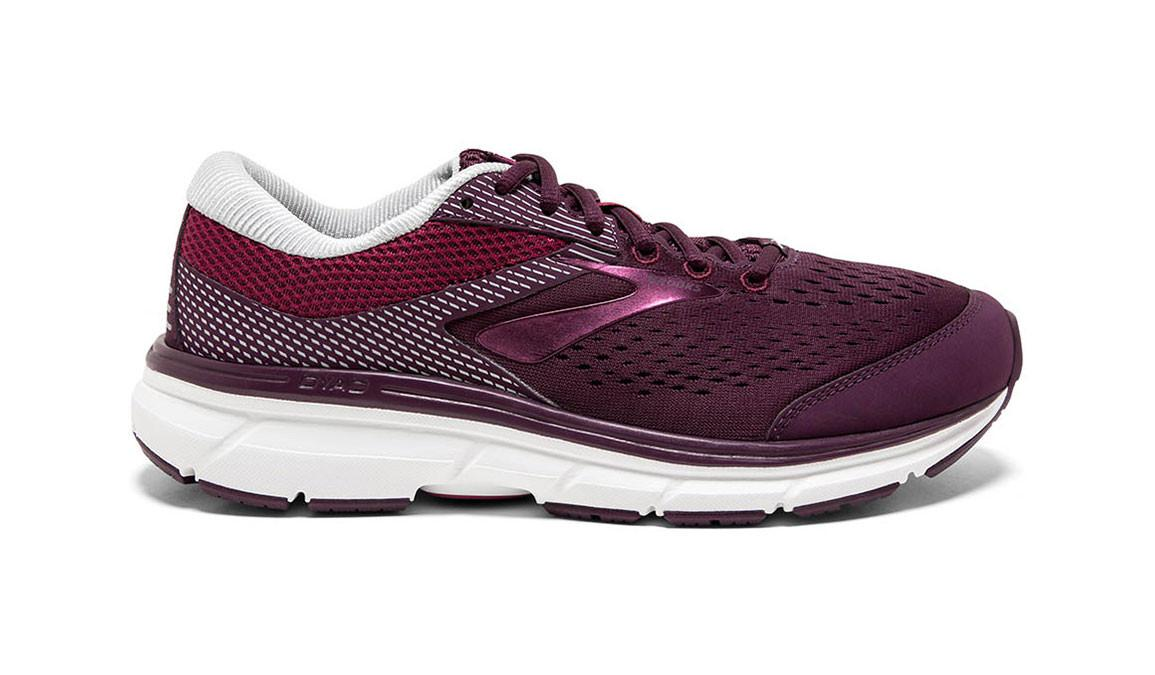 d454d6fc5f2 Lyst - Brooks Dyad 10 (purple pink grey) Women s Running Shoes in ...