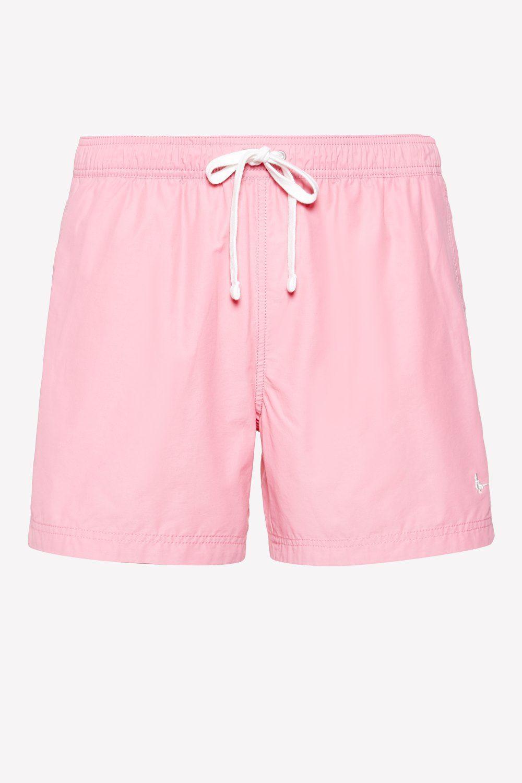 f5fa19a3fc Jack Wills Branwell Swim Trunks in Pink for Men - Lyst